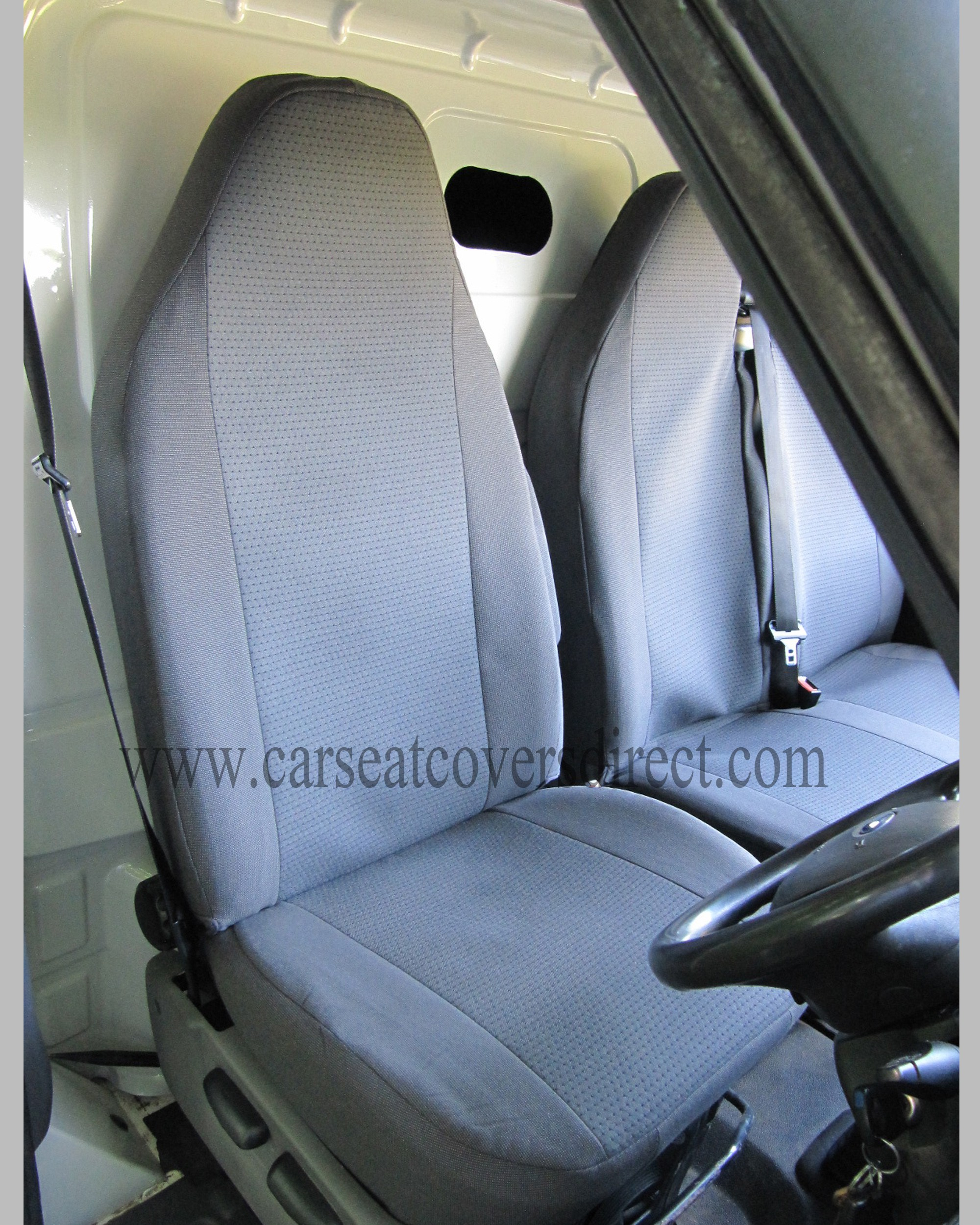 FORD TRANSIT 4th Gen Cloth Seat Covers