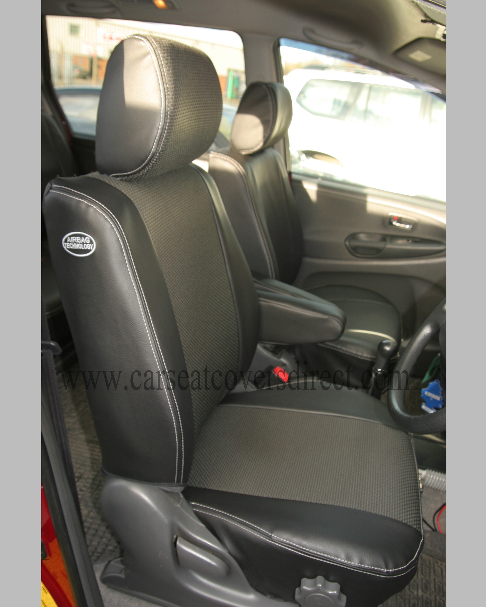 TOYOTA PREVIA Taxi Pack Seat Covers