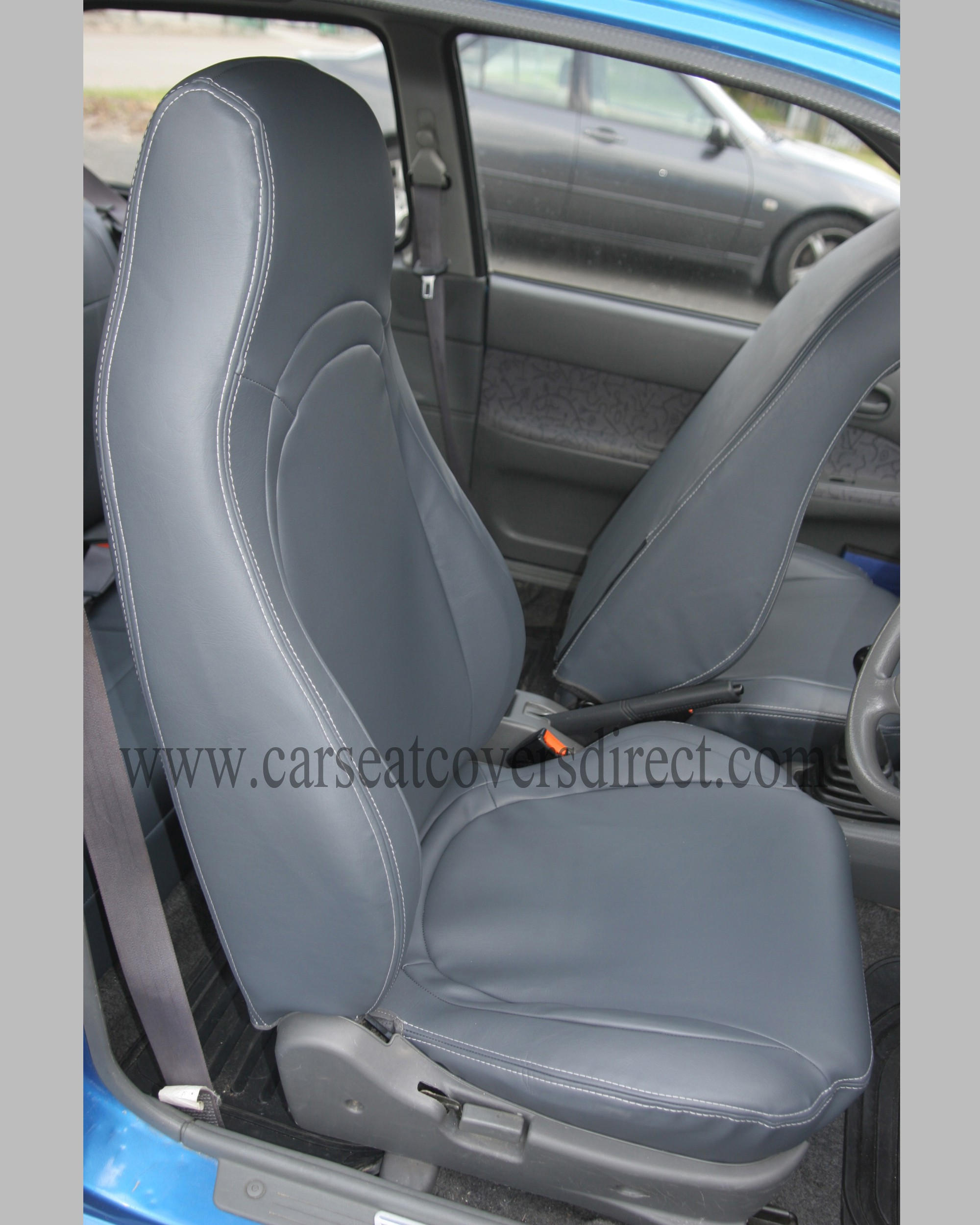Suzuki Swift Custom Car Seat Covers (2000-2004)