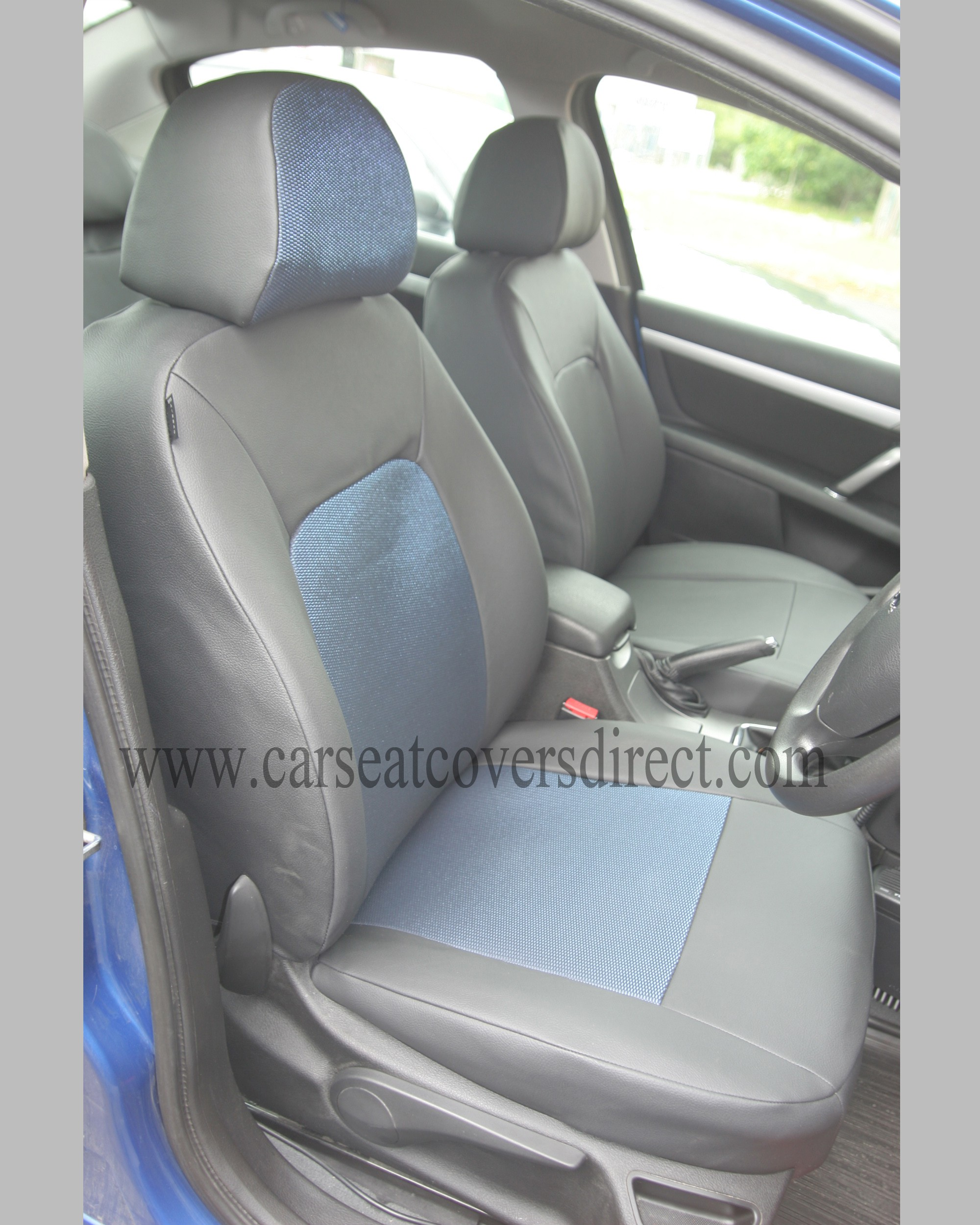 Custom PEUGEOT 407 Taxi Pack Seat Covers