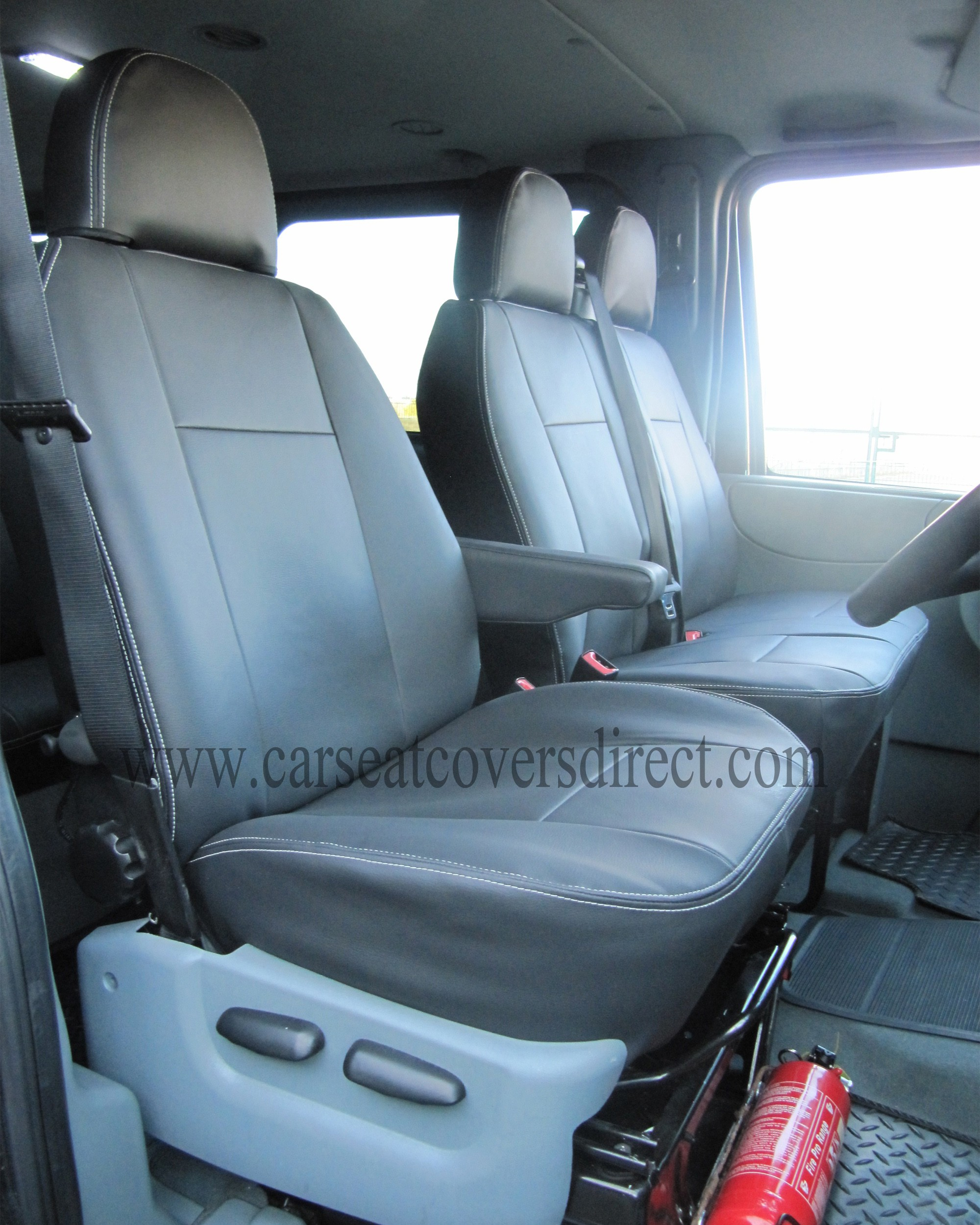 FORD TOURNEO Van seat covers