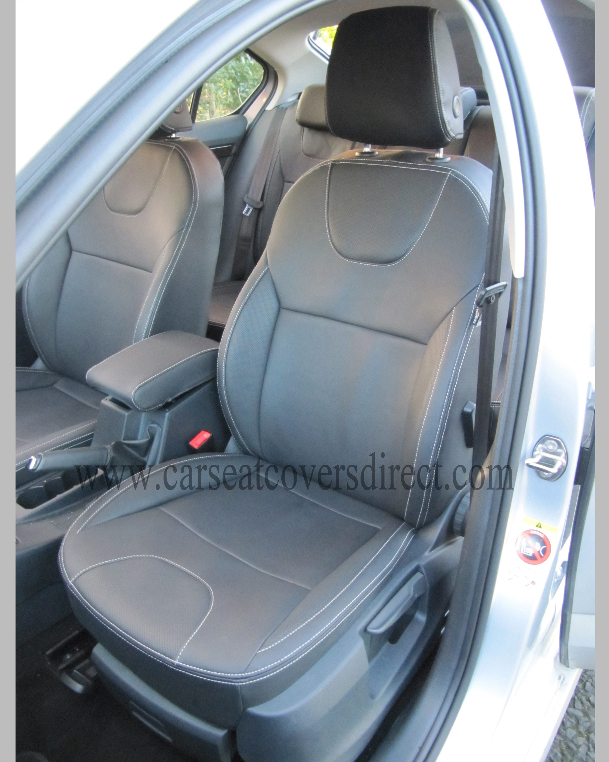 SKODA OCTAVIA 3RD GEN Foam Backed Seat Covers