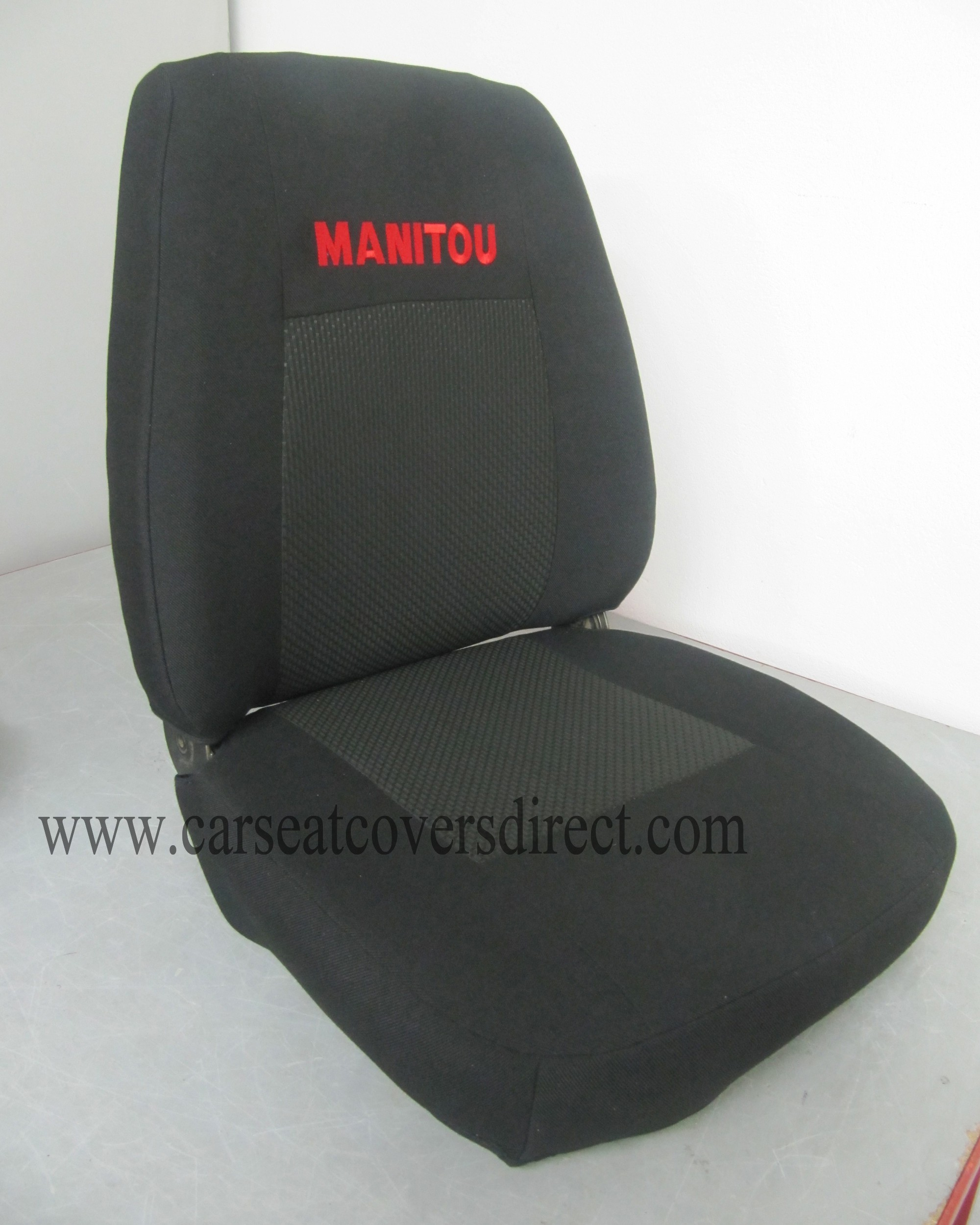 Custom Truck And Tractor Seat Cover