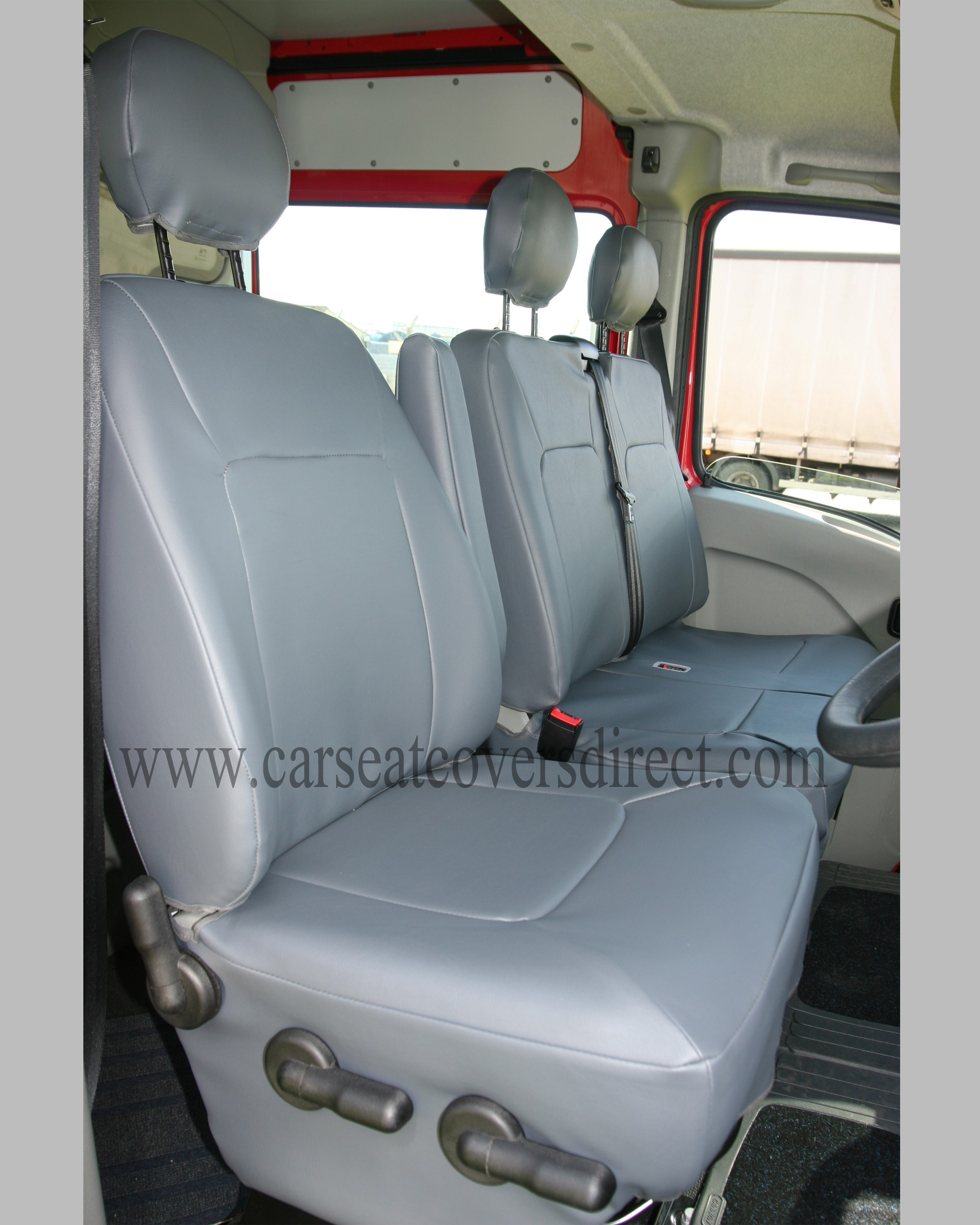RENAULT MASTER 2ND GEN Seat Covers