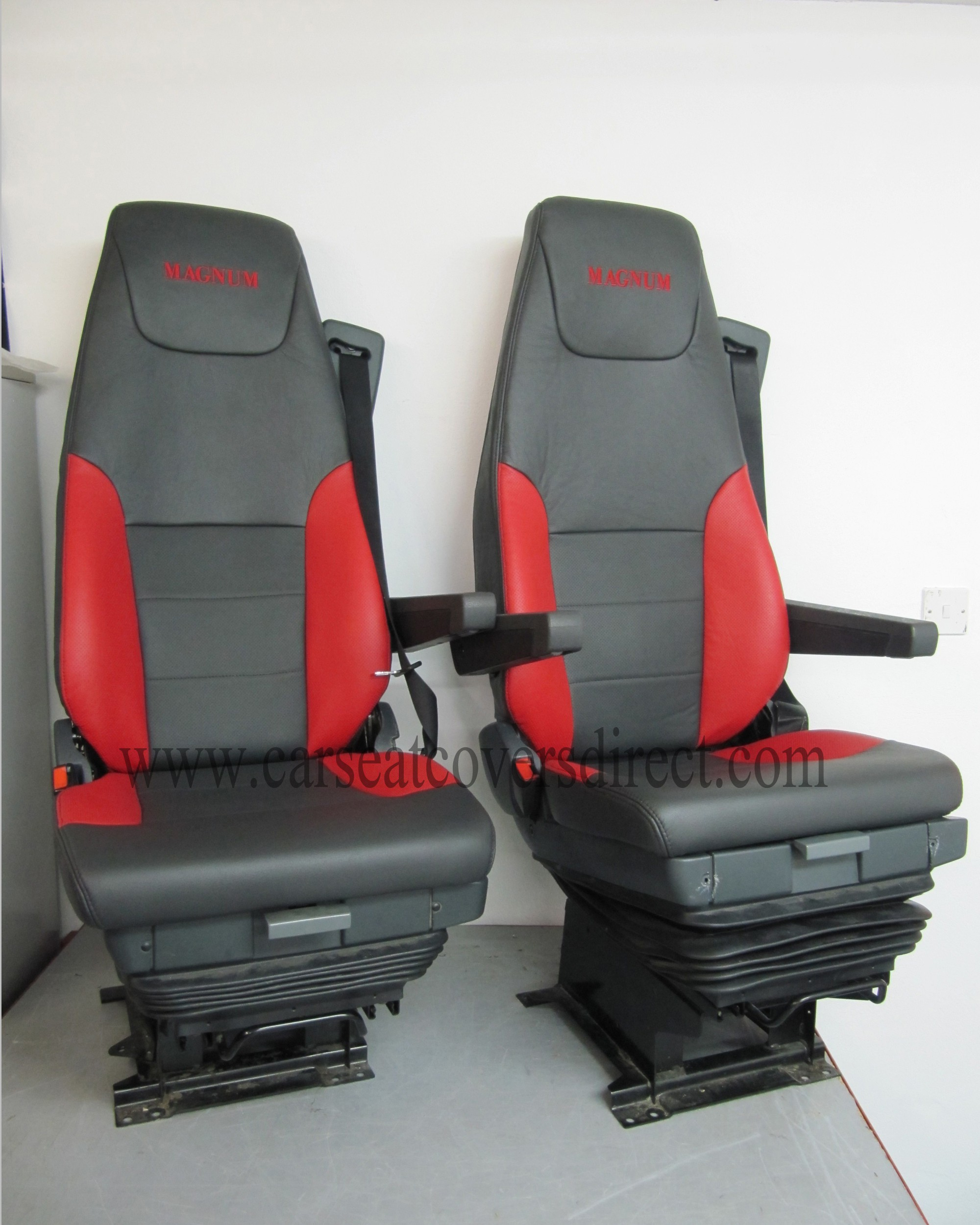 RENAULT MAGNUM LEATHER RETRIM