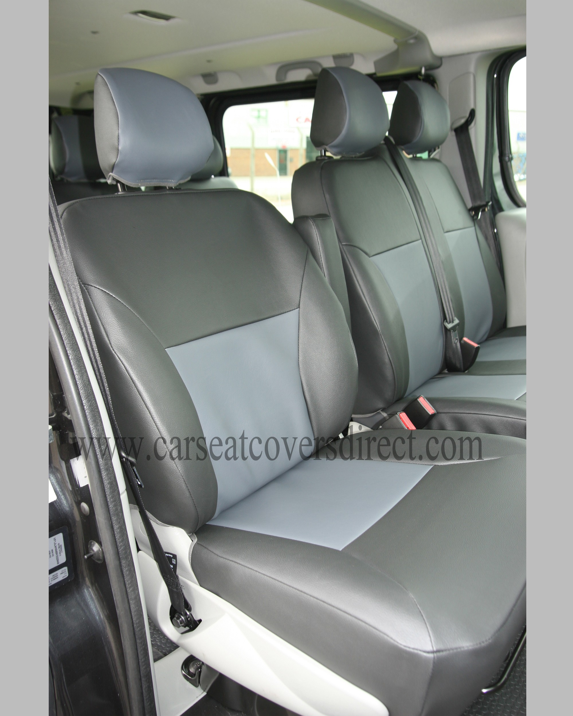 RENAULT TRAFFIC TAXI BUS Seat Covers