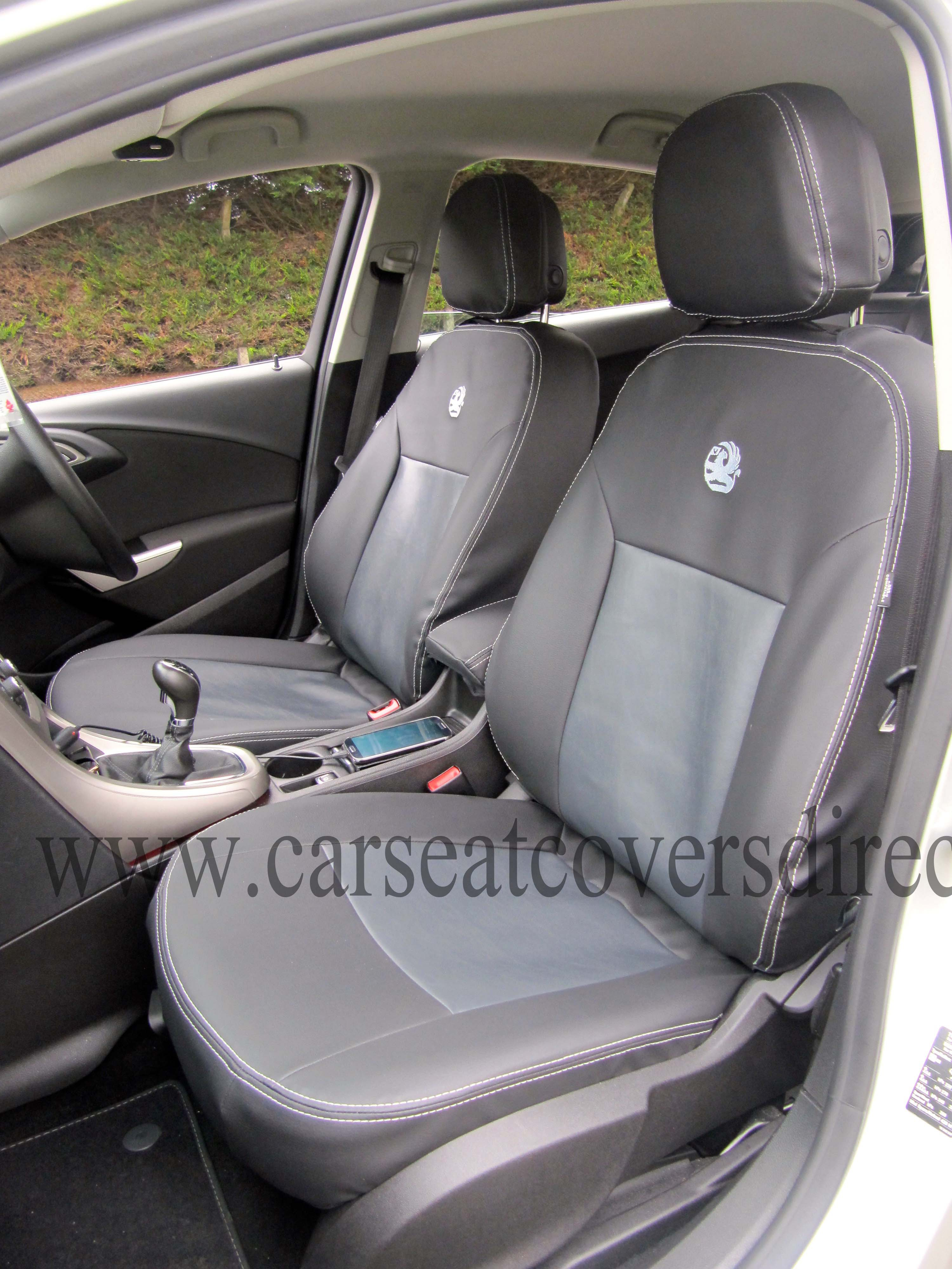 OPEL ASTRA J Seat Covers