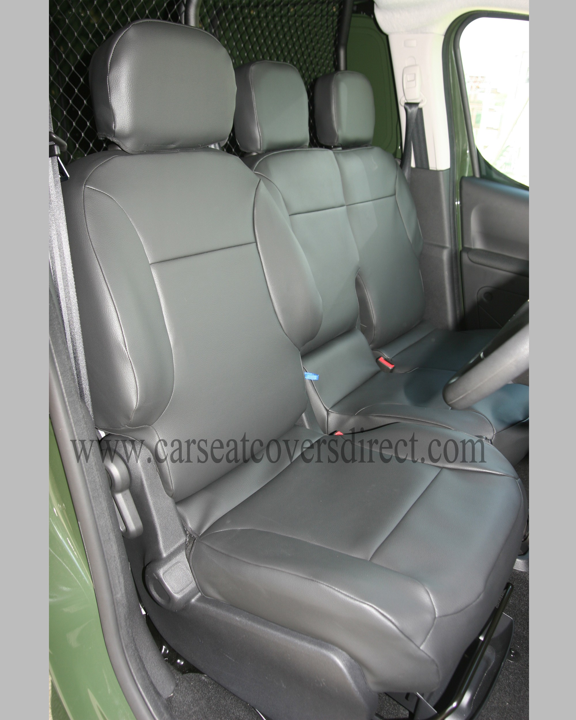 CITROEN BERLINGO black seat covers