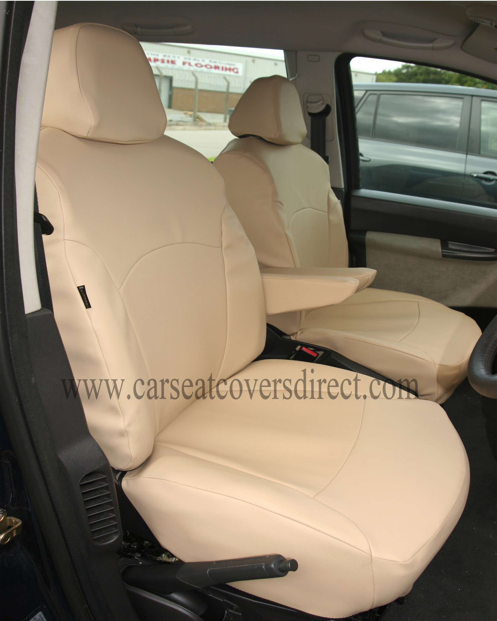 CITROEN C8 Beige Seat Covers