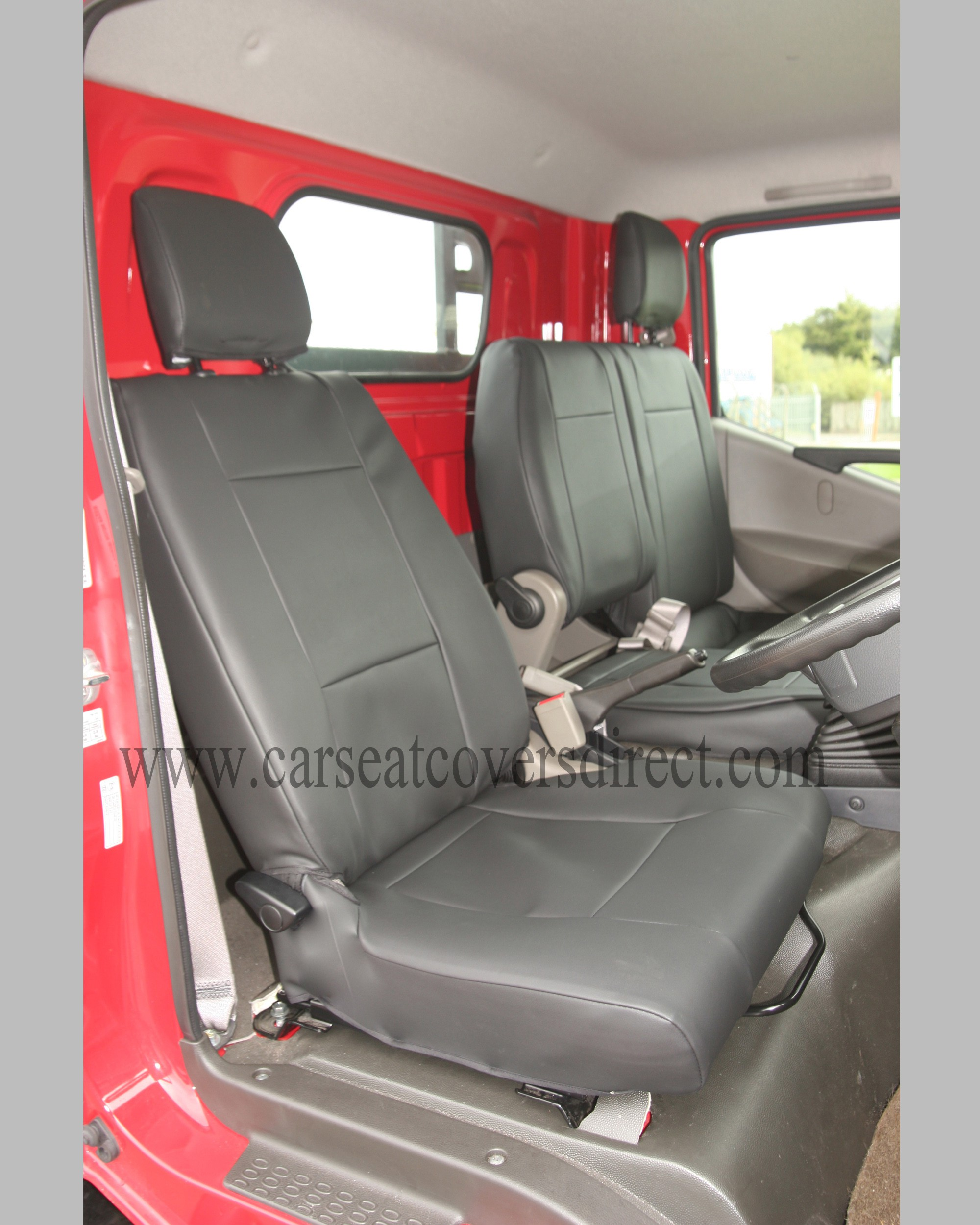 NISSAN CABSTAR Seat Covers