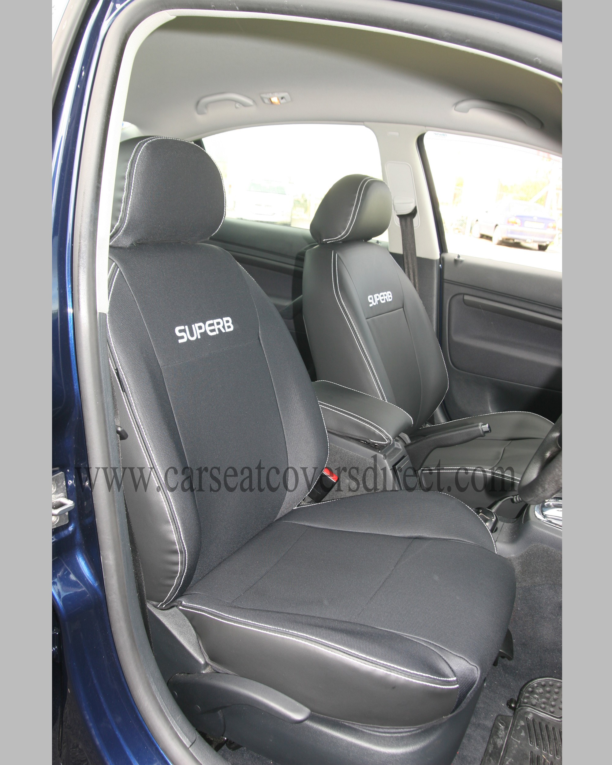 SKODA SUPERB 1ST GEN Taxi Pack Seat Covers