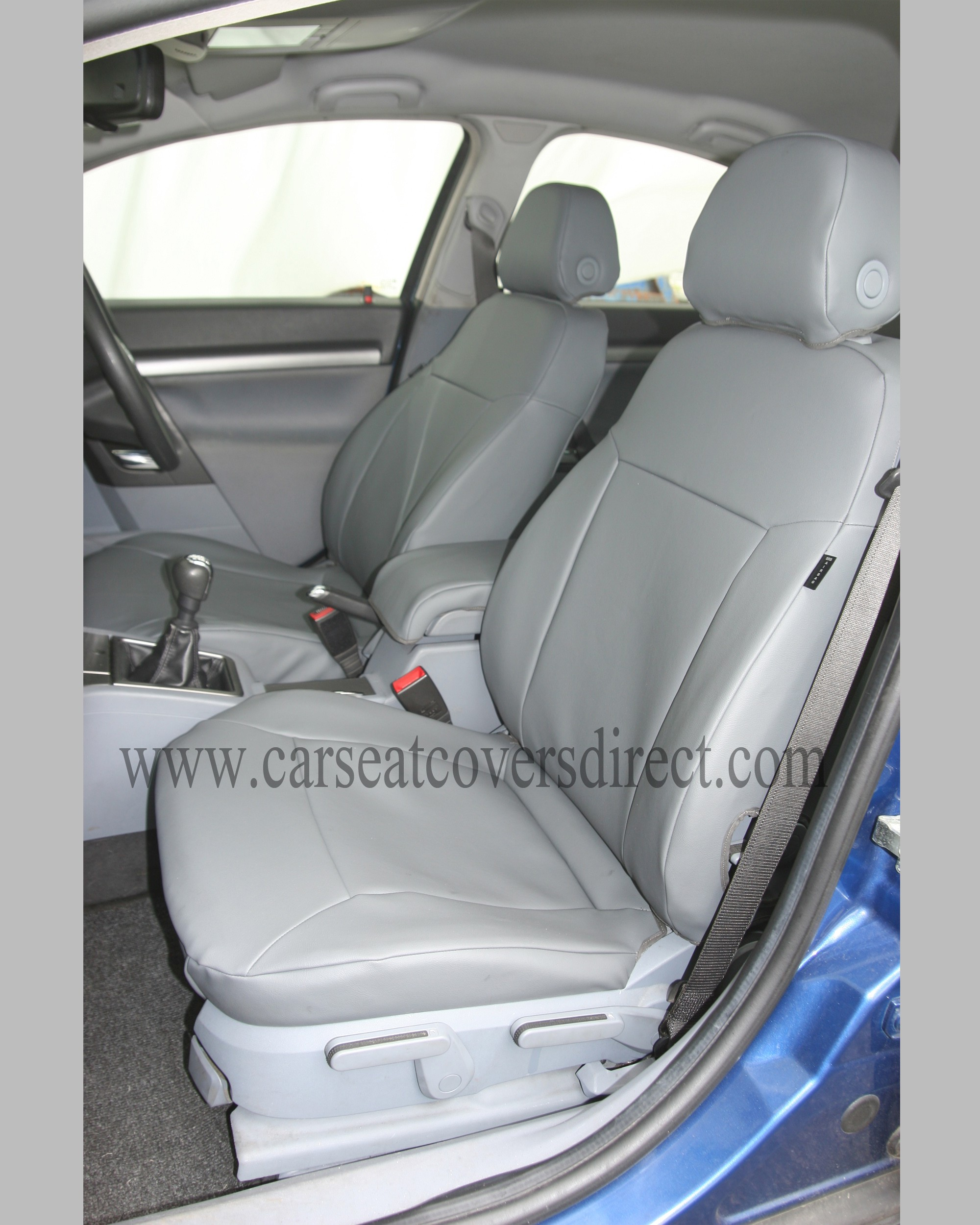 OPEL VECTRA C Grey Seat Covers