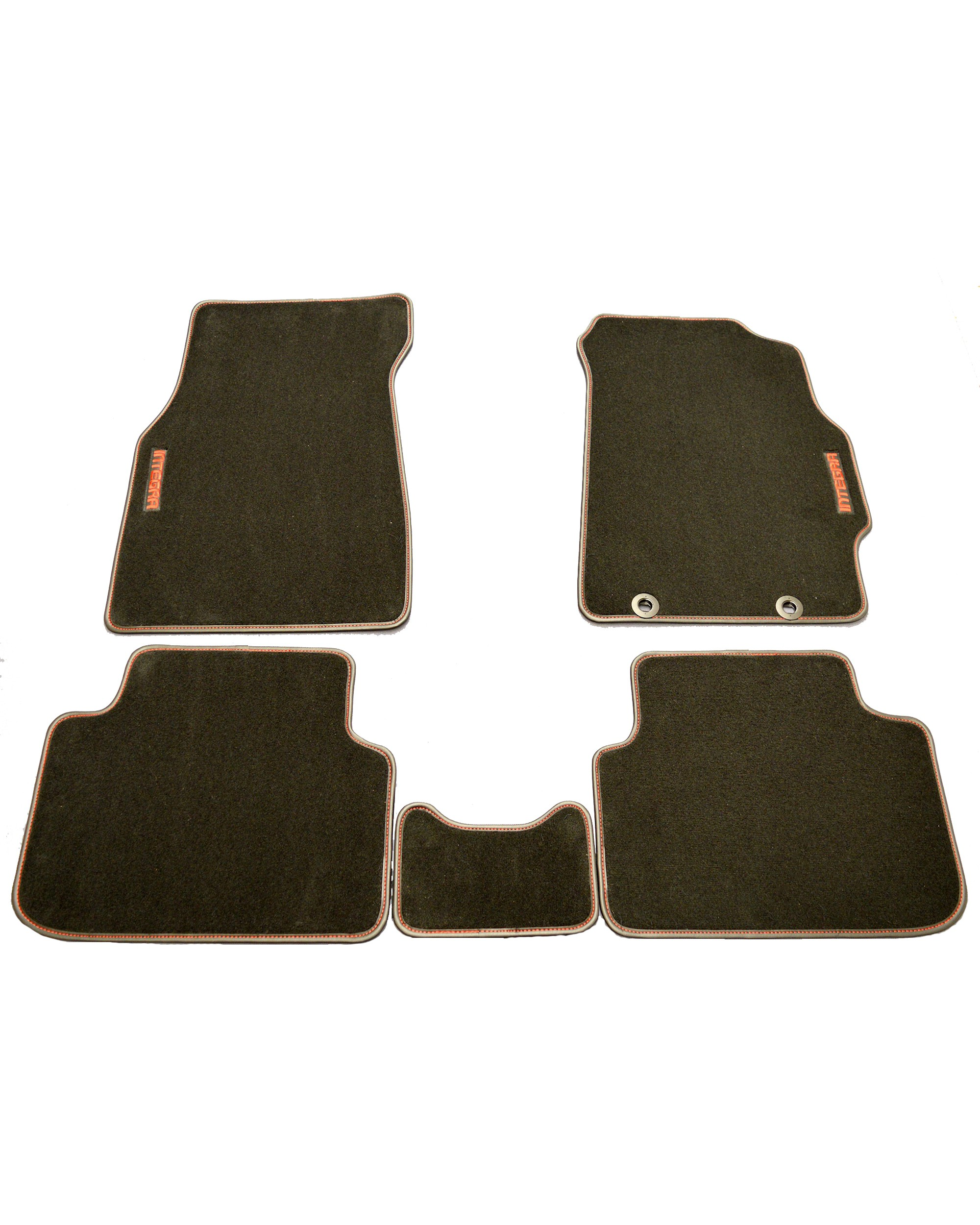 Honda Integra DC2 5 piece Luxury Tailored Floor Mats