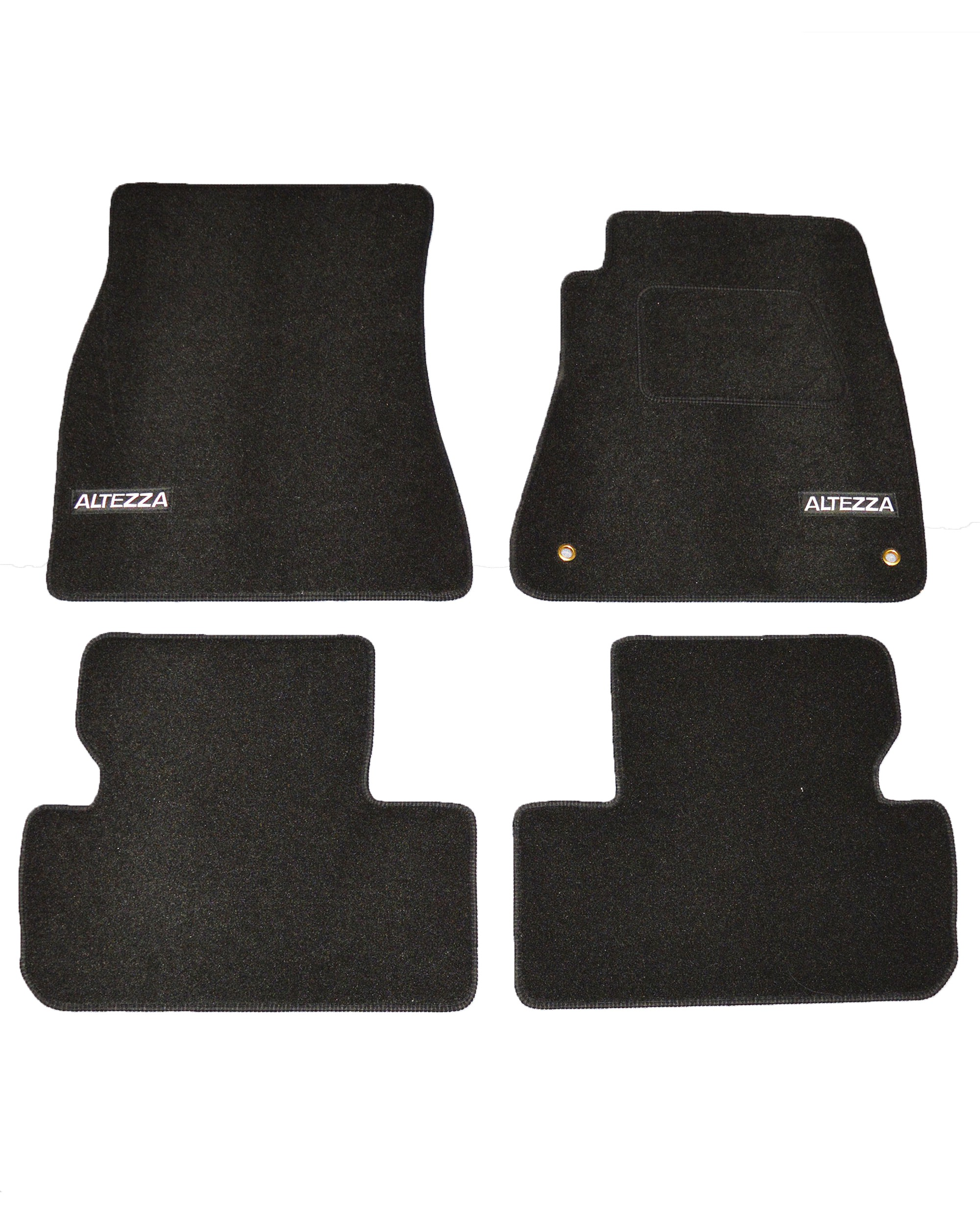 Lexus IS200 Tailored Floor Mats With Logos