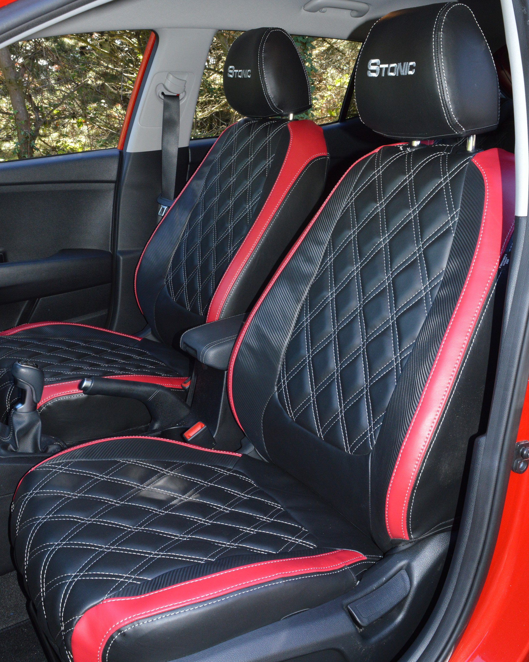 Kia Stonic (2016-onwards) Custom Made Seat Covers