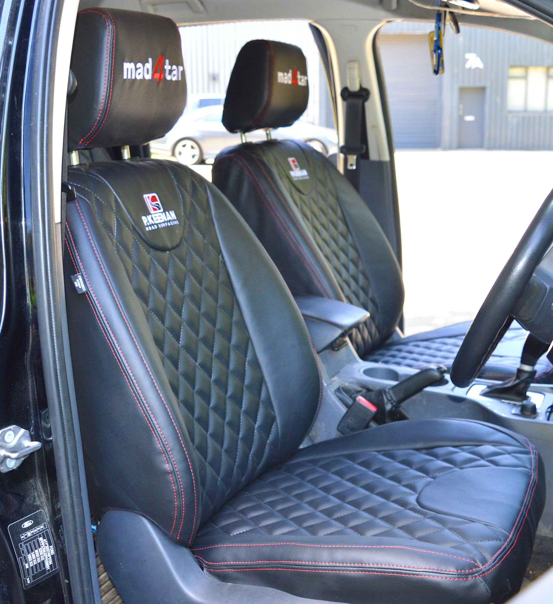 Ford Ranger Tailored Waterproof Seat Covers