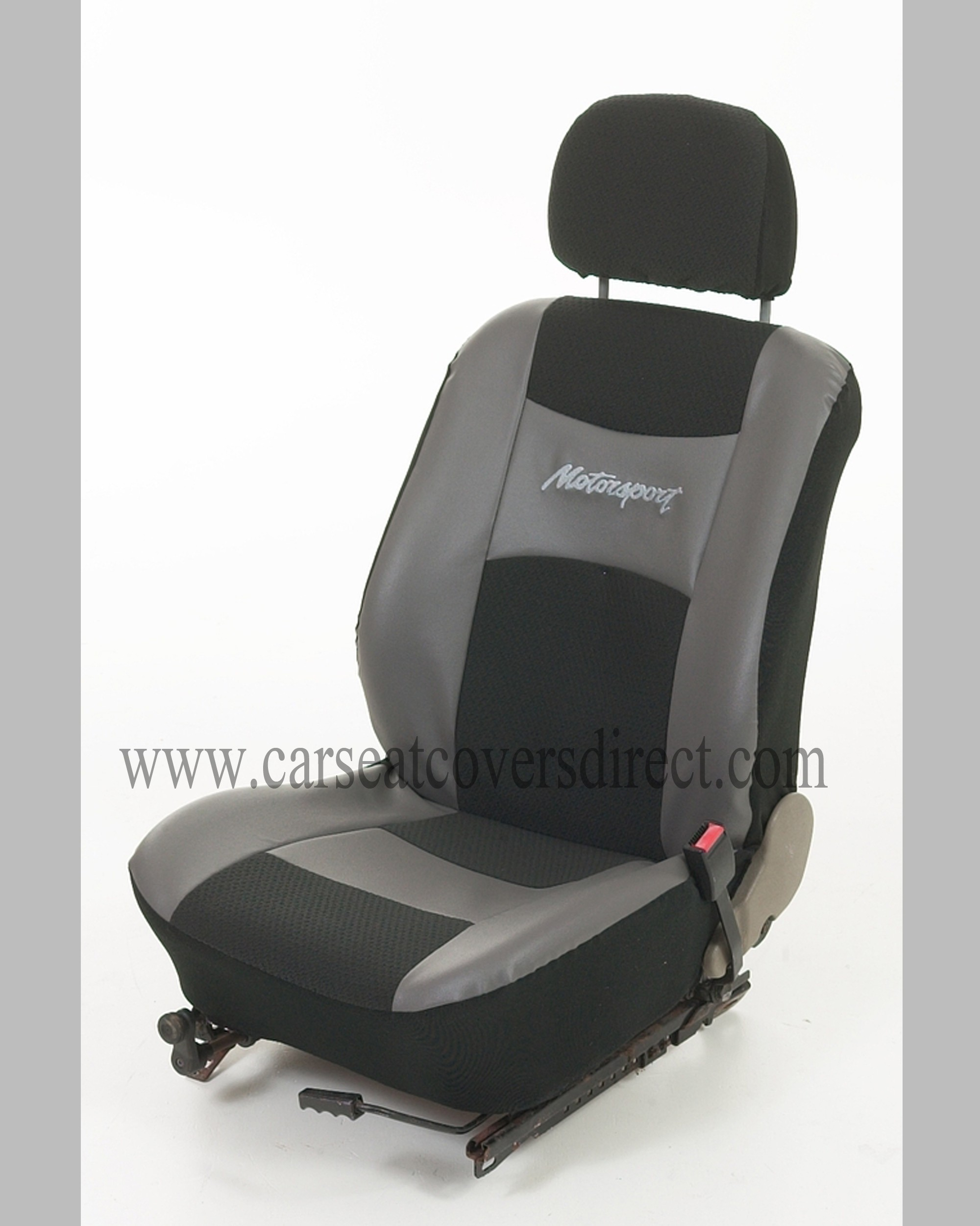 Motorsport UNIVERSAL Seat Covers (grey)