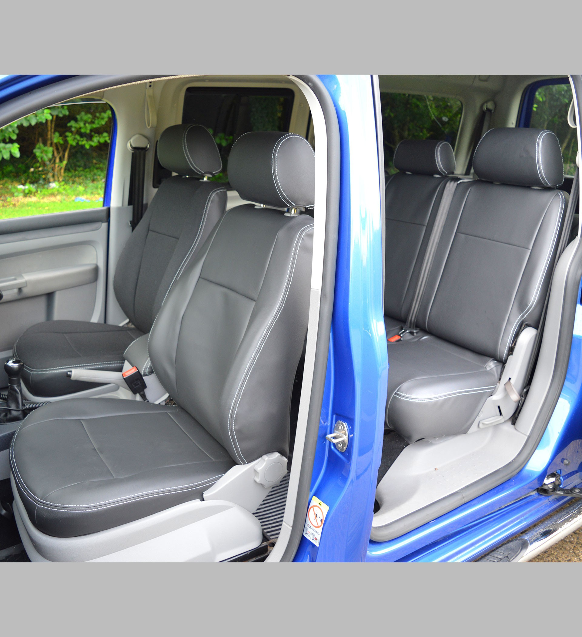 VW Caddy Maxi 5 seater Tailored Van Seat Covers