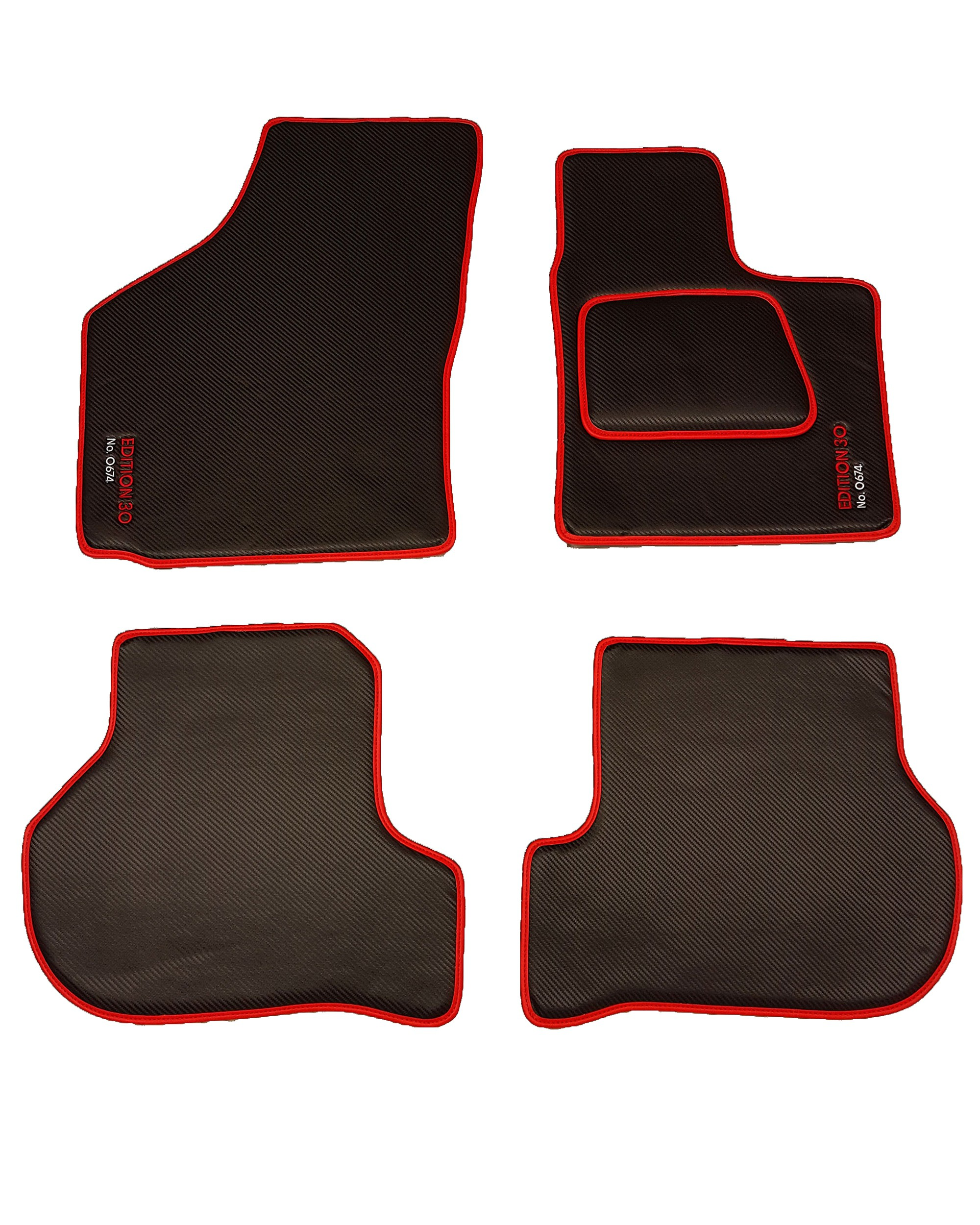 VW Golf MK5 / MK6 Bespoke Floor Mats