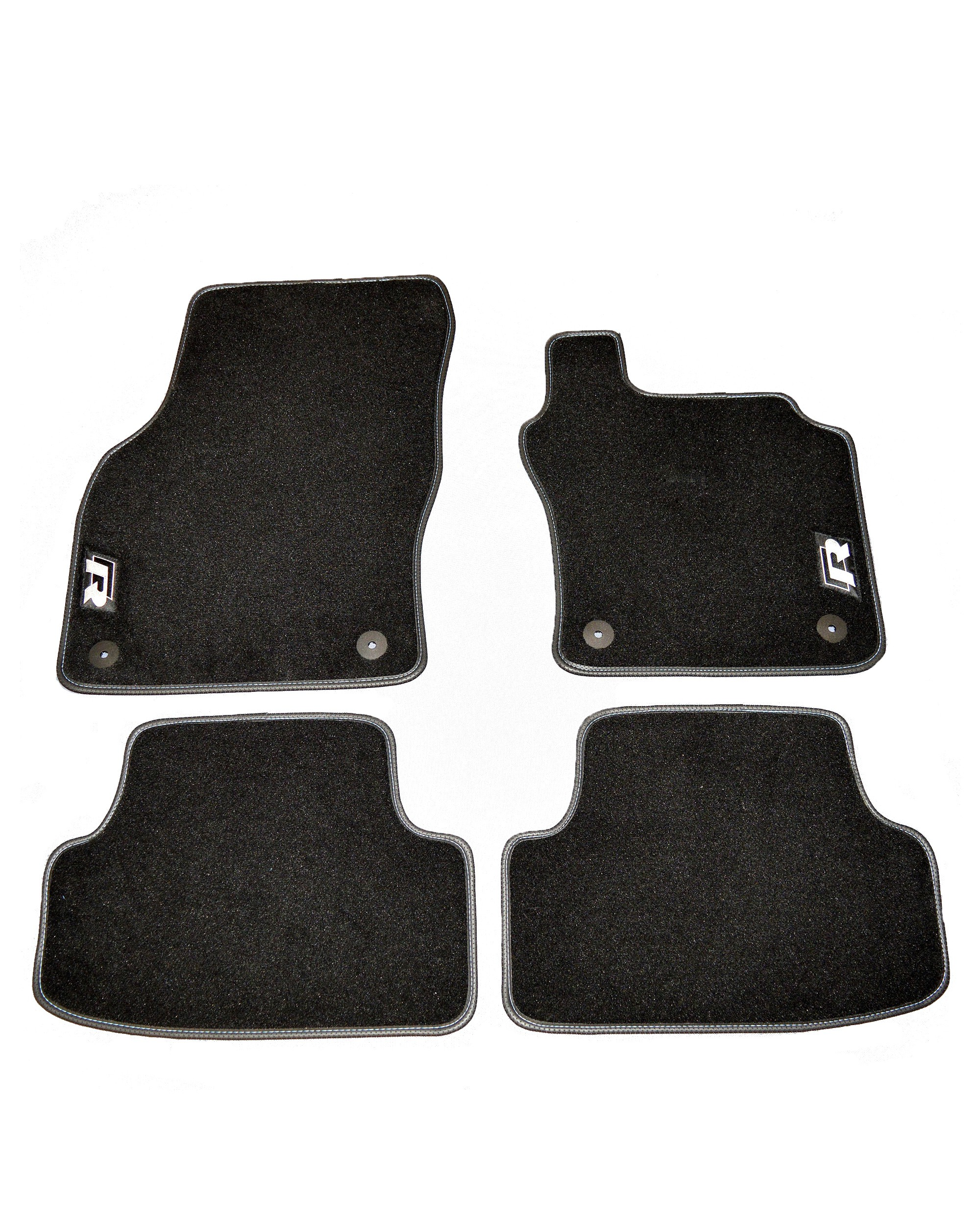 VW Golf R MK7 Tailored Luxury Car Floor Mats