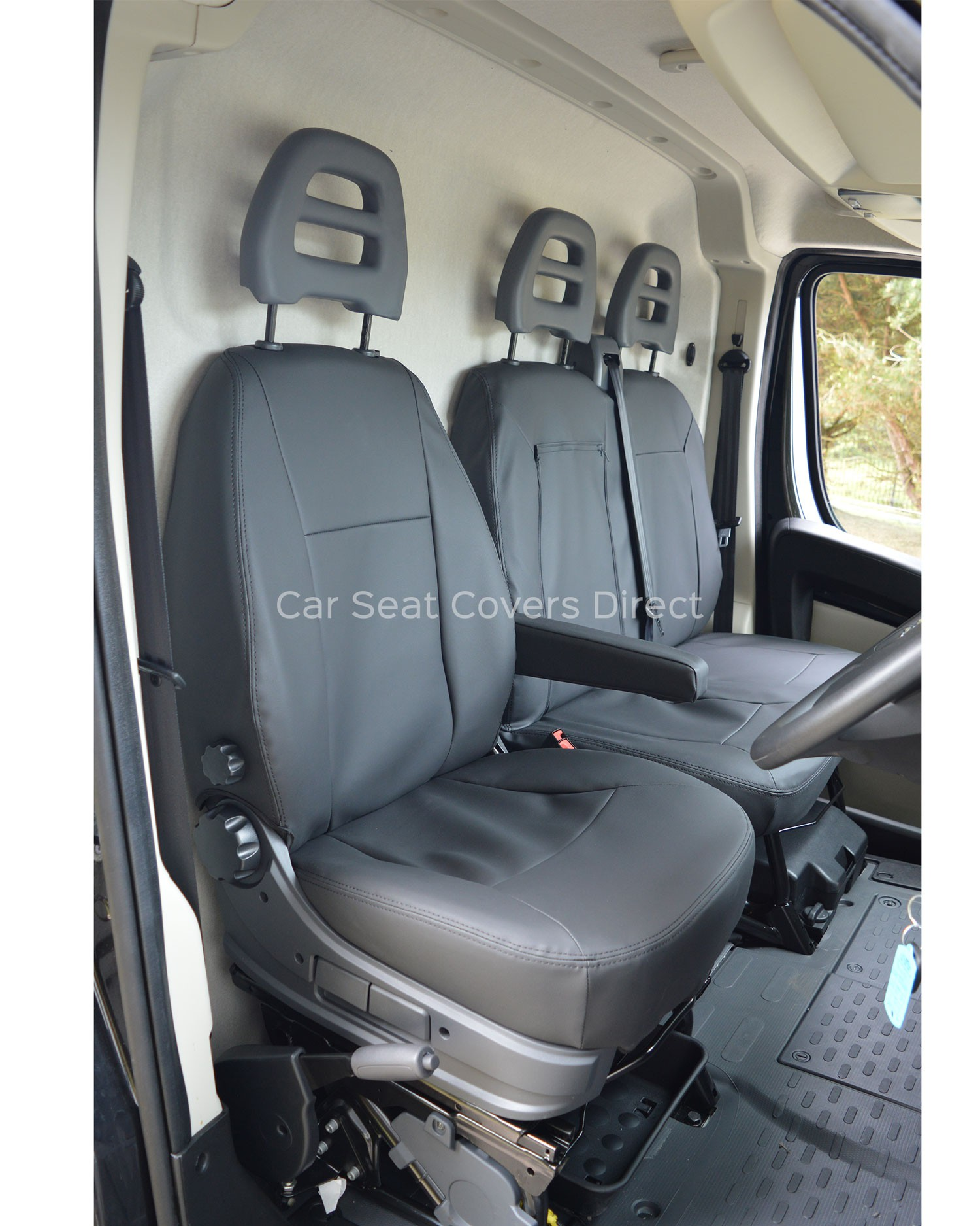 Citroen Relay 3rd Gen (2006-present) Montecello Seat Covers