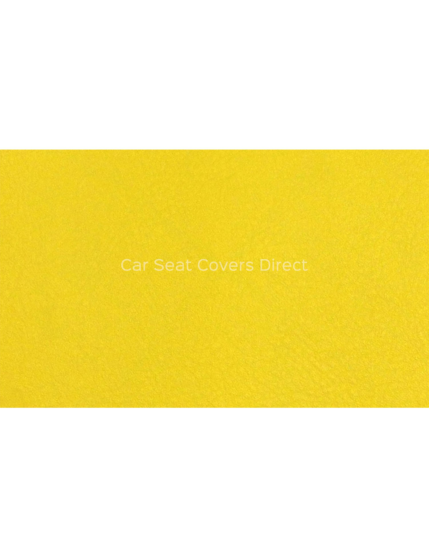 Orient Yellow Leatherette