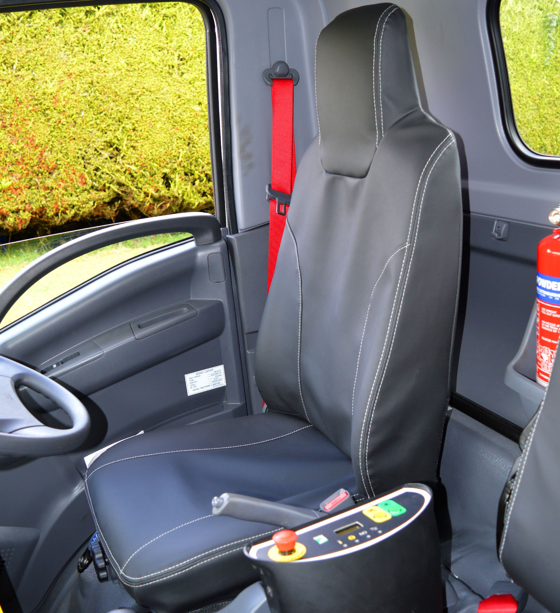 Isuzu N75 Waterproof Seat Covers
