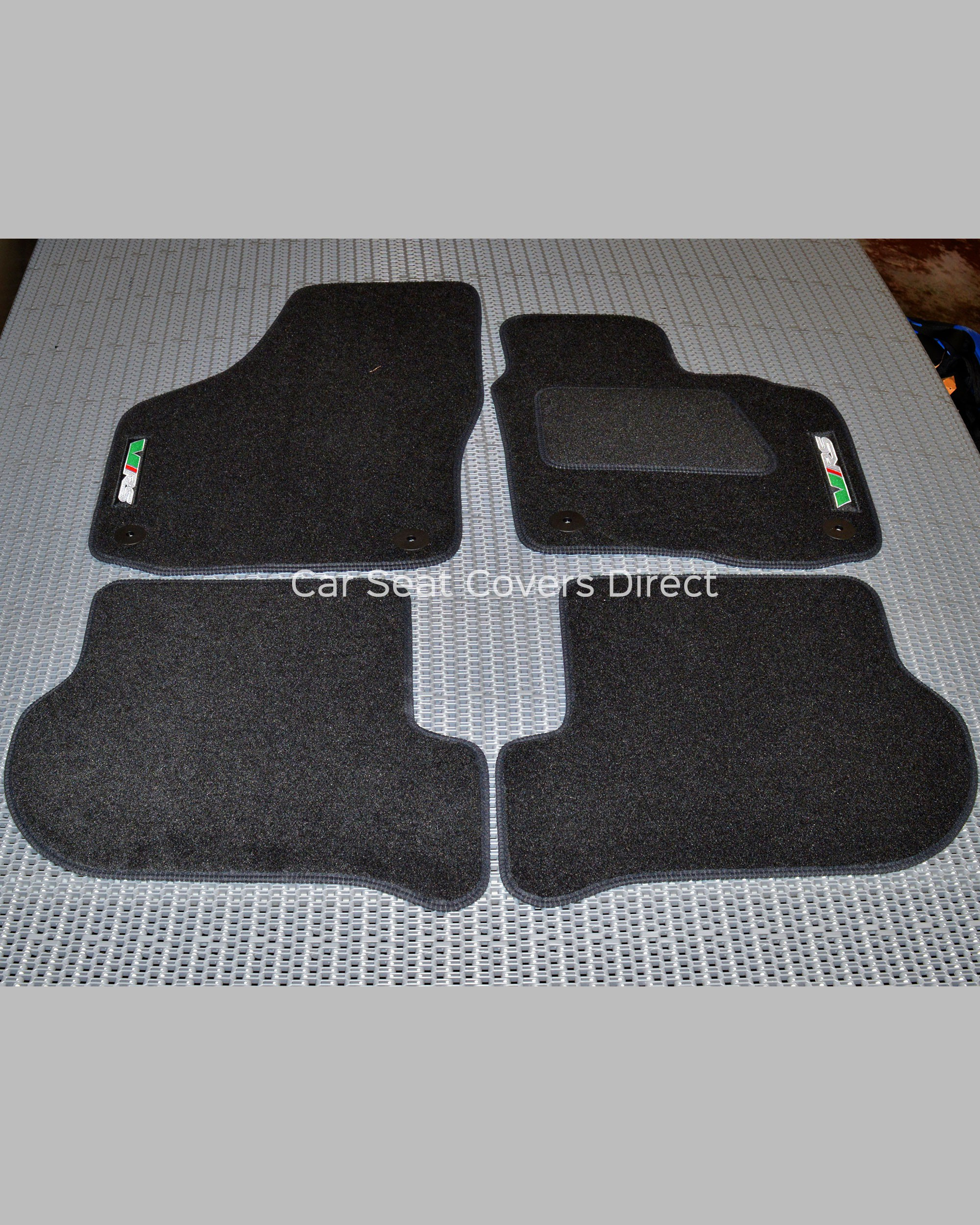 Skoda Octavia VRS Car Mats (2nd Generation)
