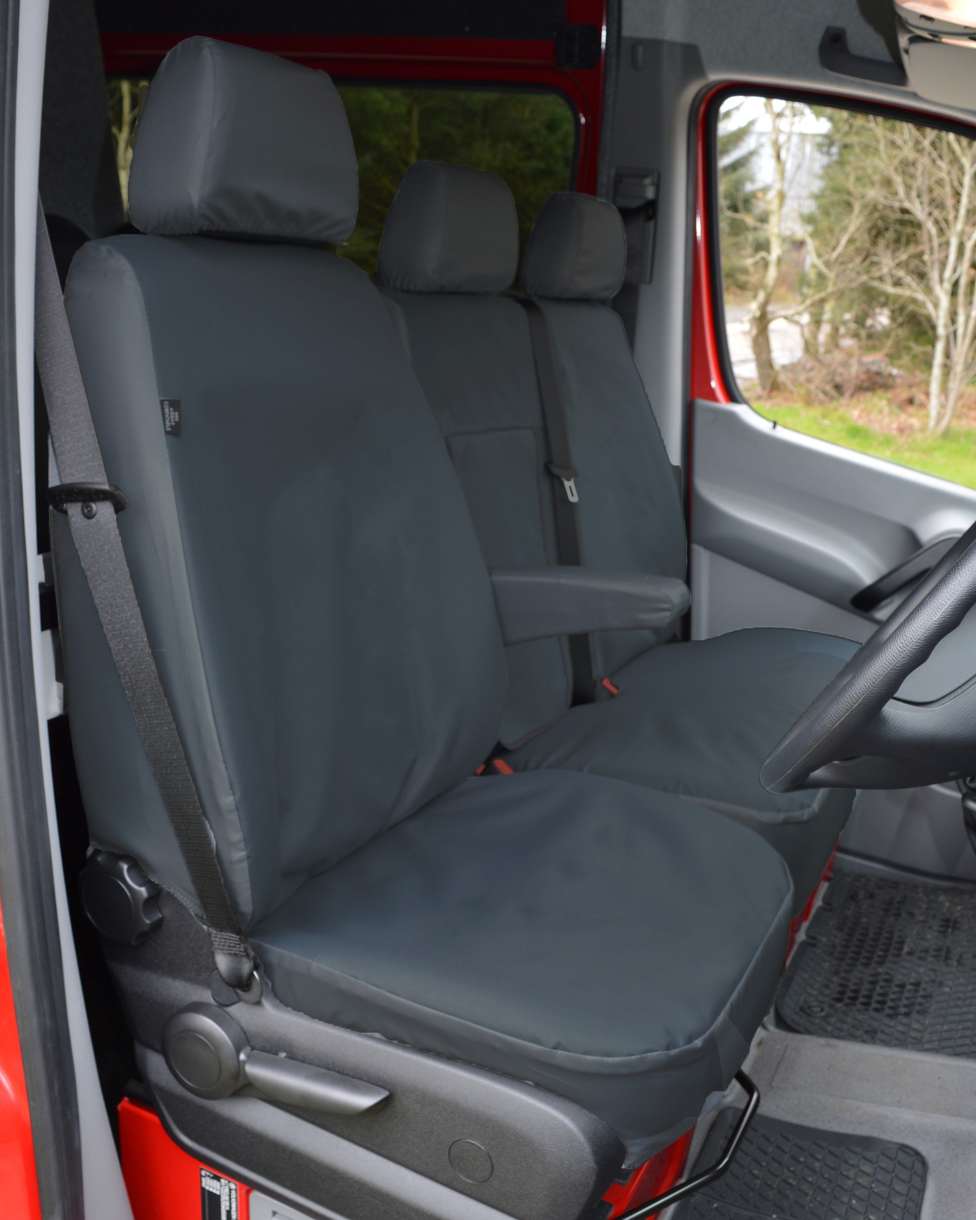 VW Crafter Heavy Duty Seat Covers