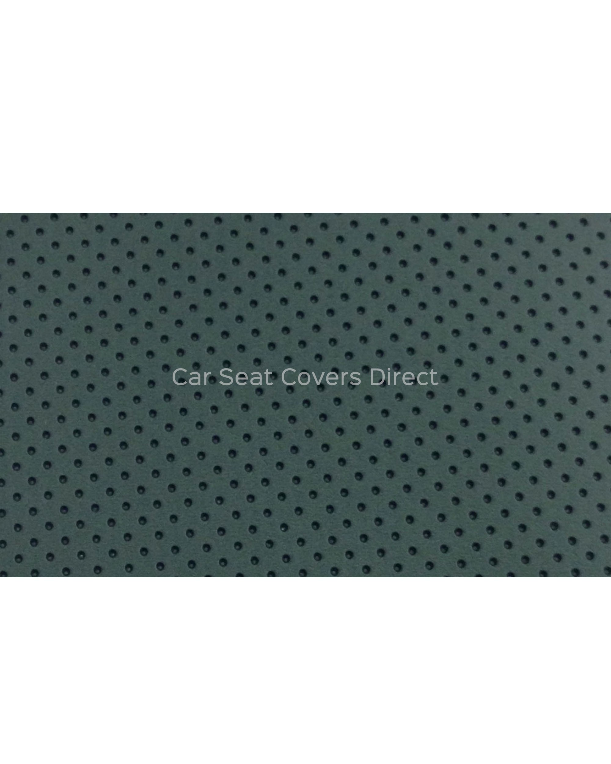 Perforated Leatherette