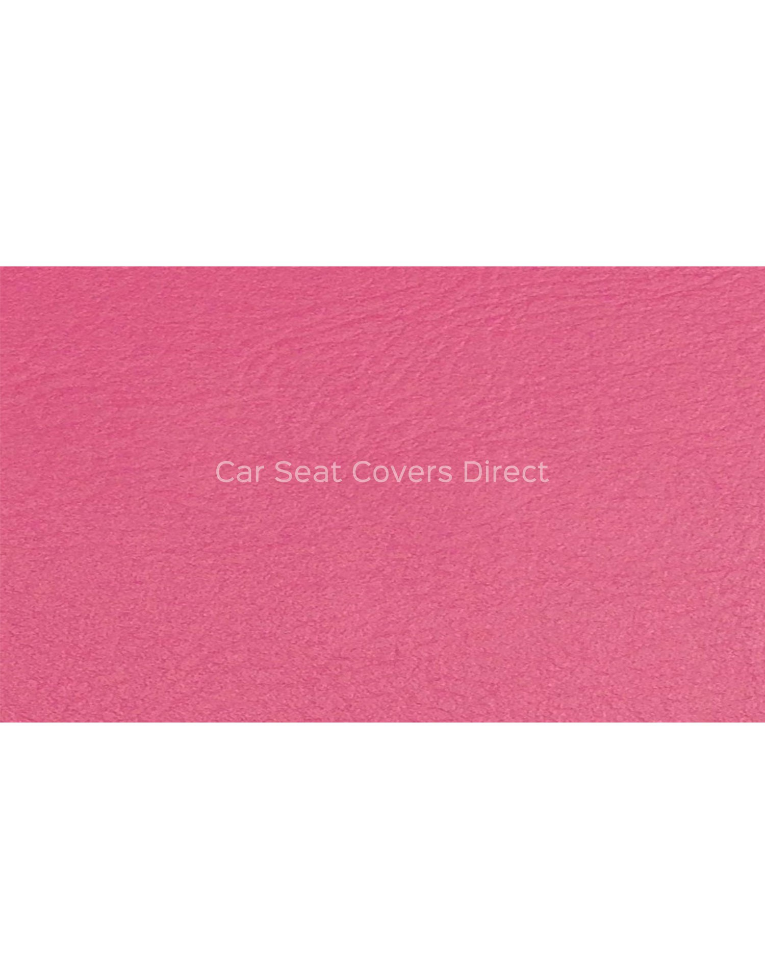 Candy Pink Leatherette