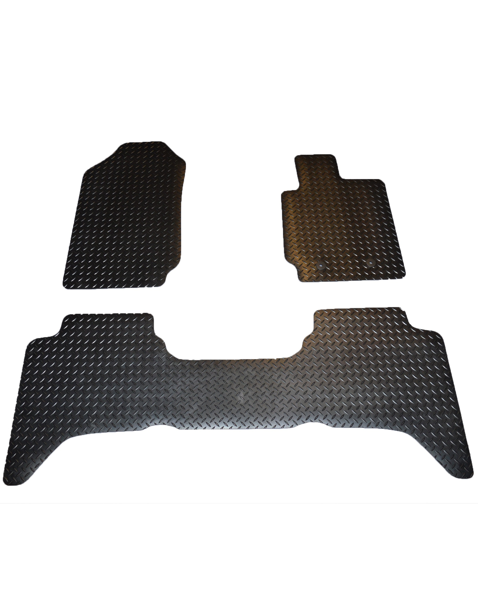 Ford Ranger Rubber Car Mats