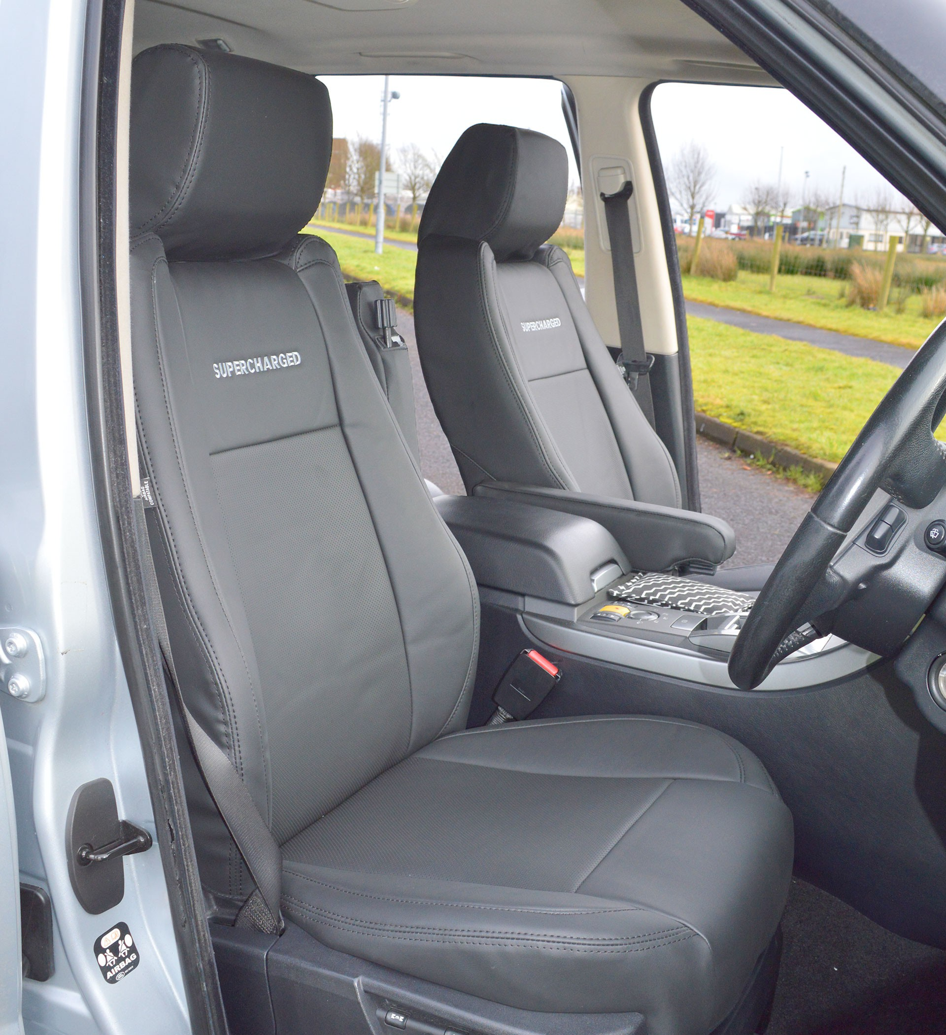 Range Rover Sport Supercharged Tailored Seat Covers