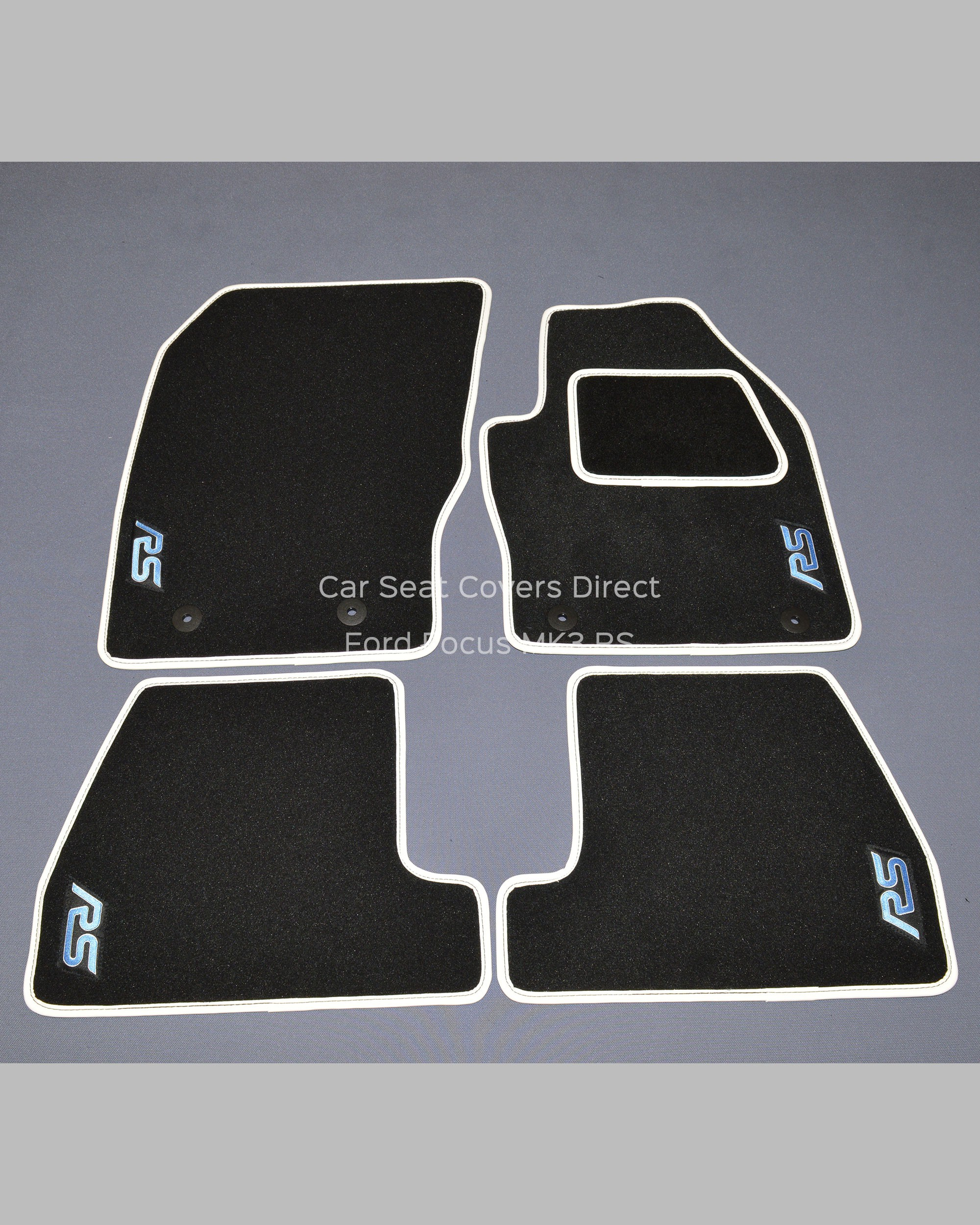 Ford Focus RS MK3 Tailored Car Mats