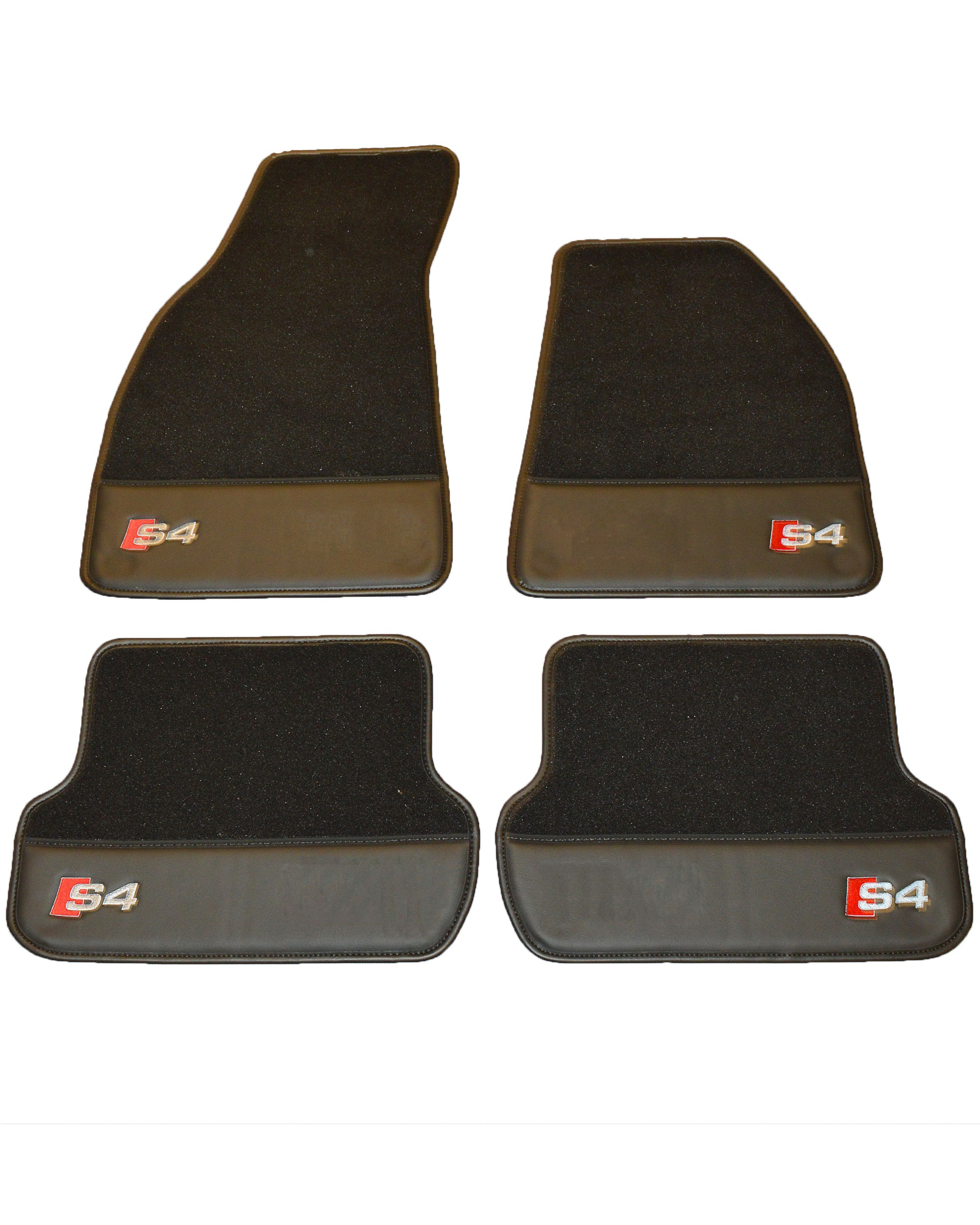 Audi S4 B6 & B7 Luxury Tailored Car Floor Mats
