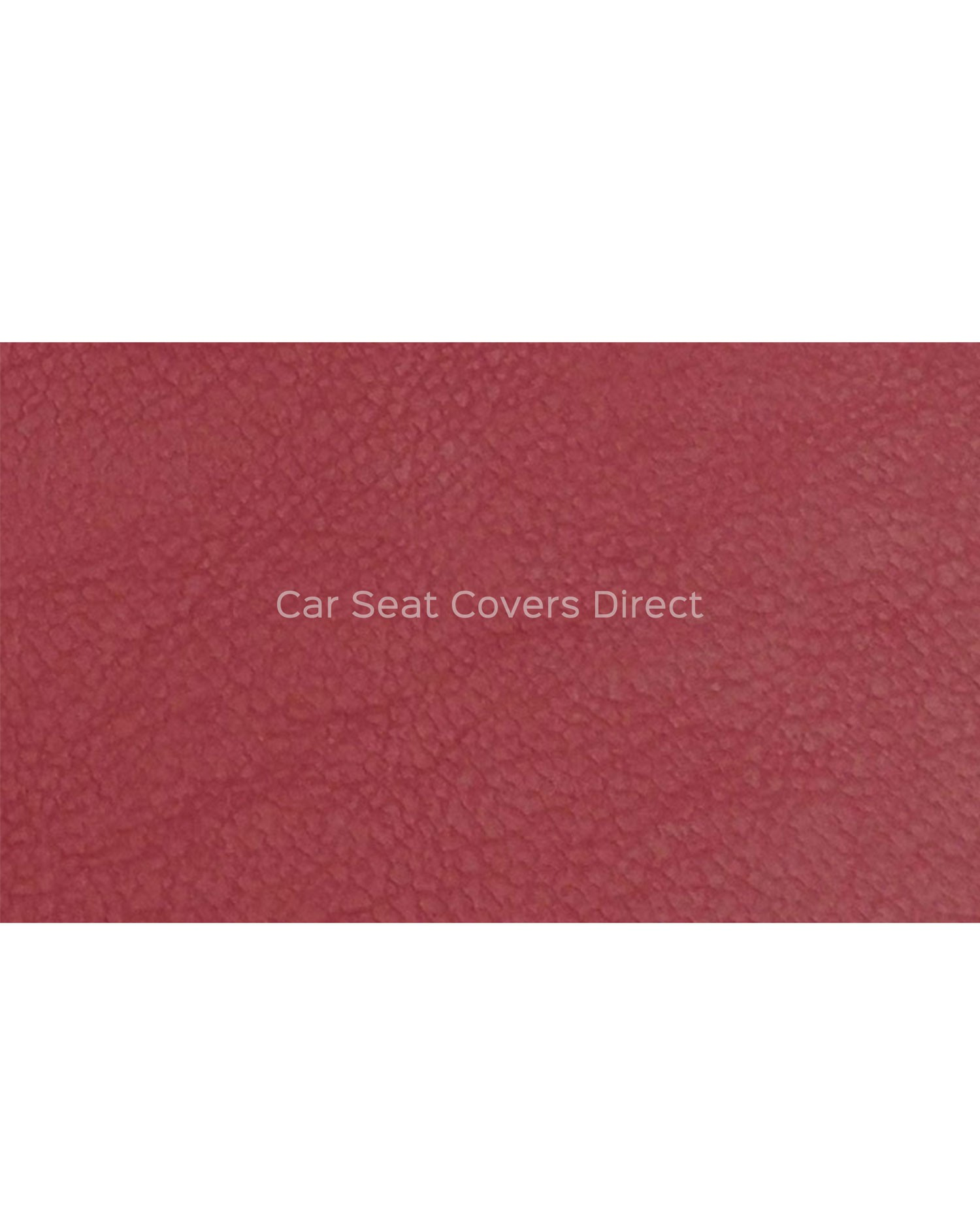 Sienna Red Leatherette