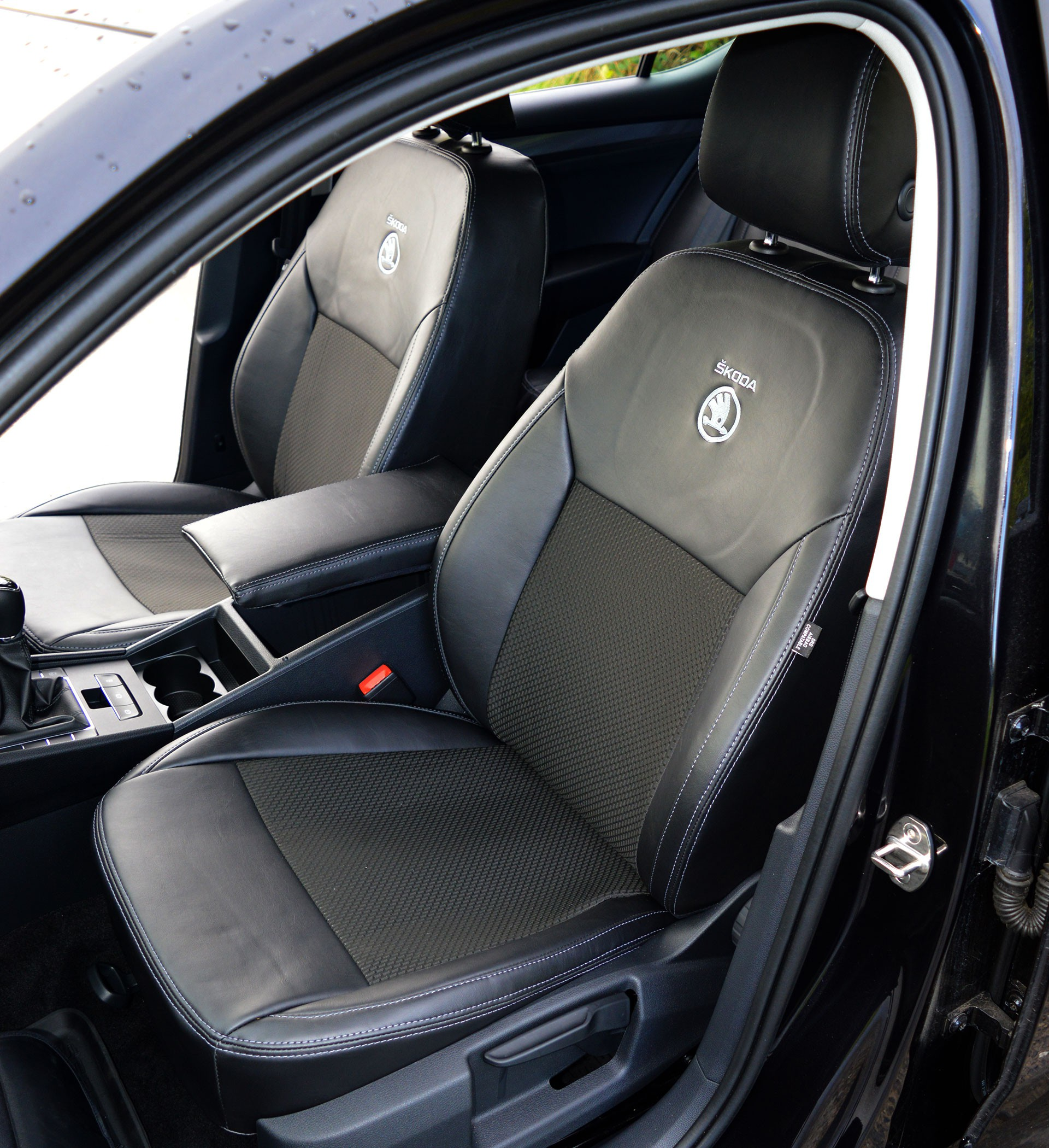 Skoda Superb Tailored Car Seat Covers
