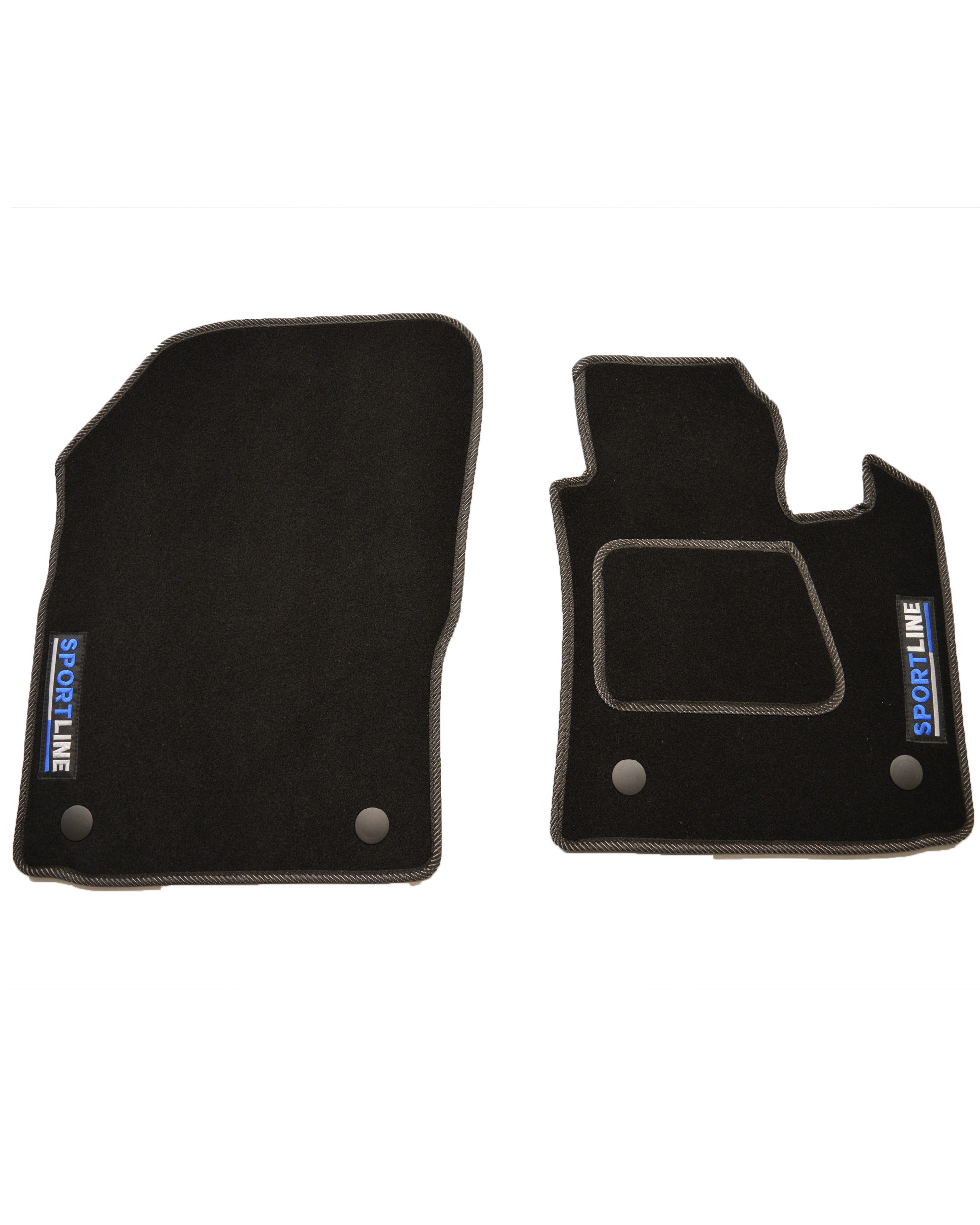 Custom Caddy Car Mats