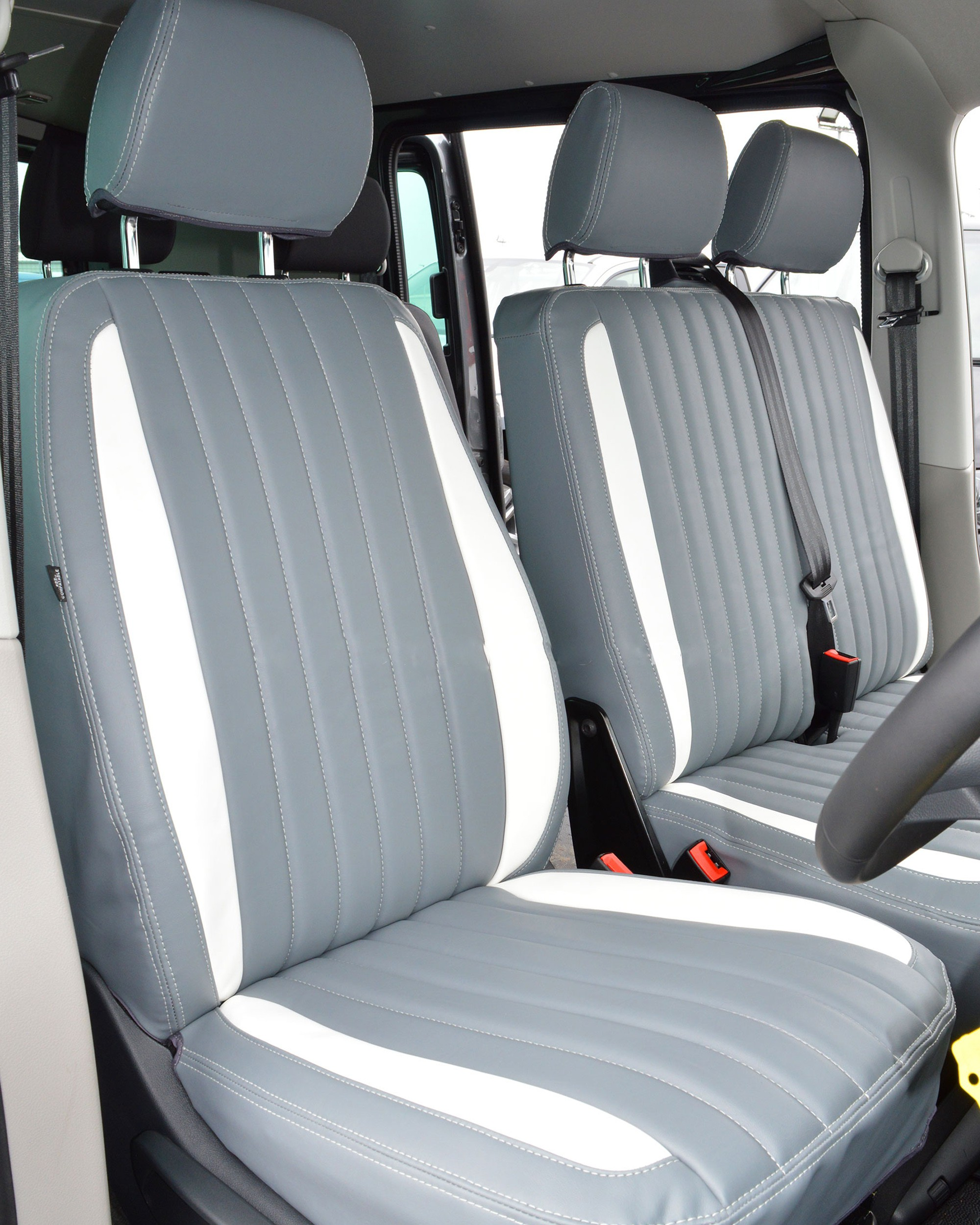 VW Transporter T5 Classic Tailored Seat Covers