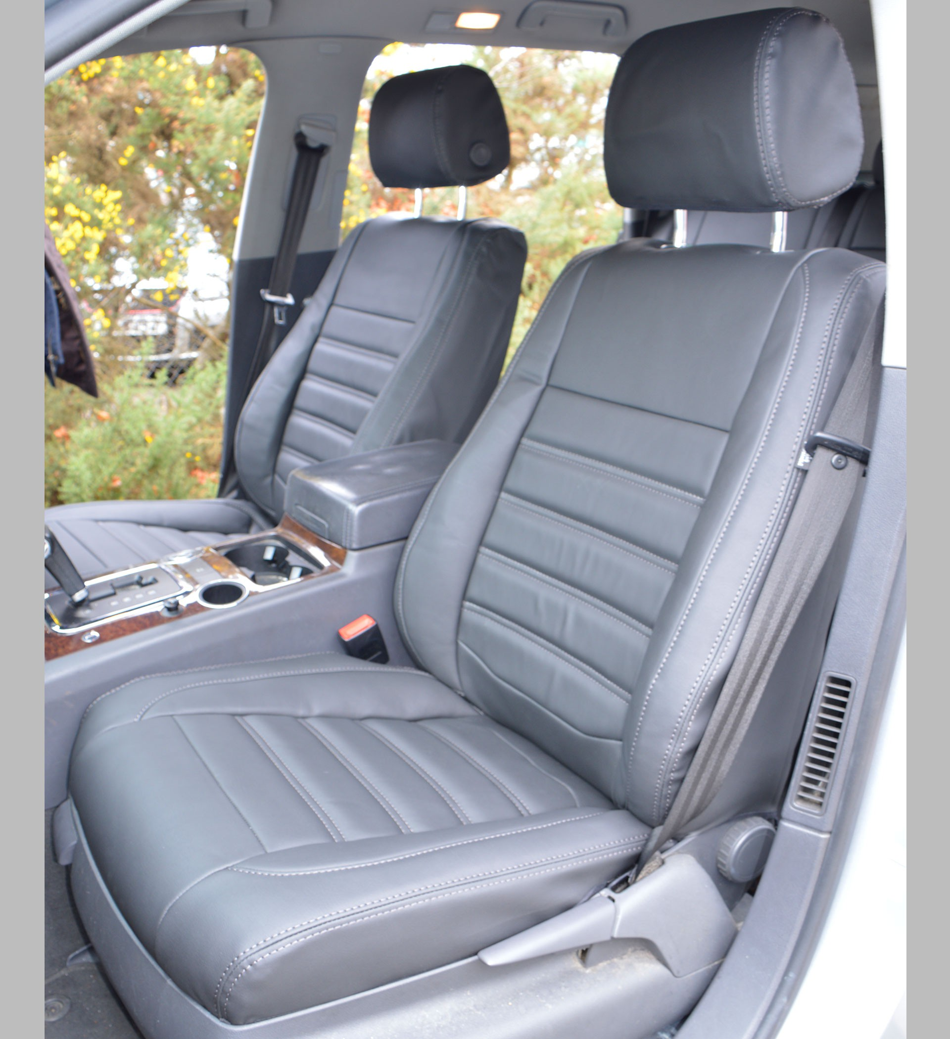 Volkswagen VW Touareg Tailored Car Seat Covers