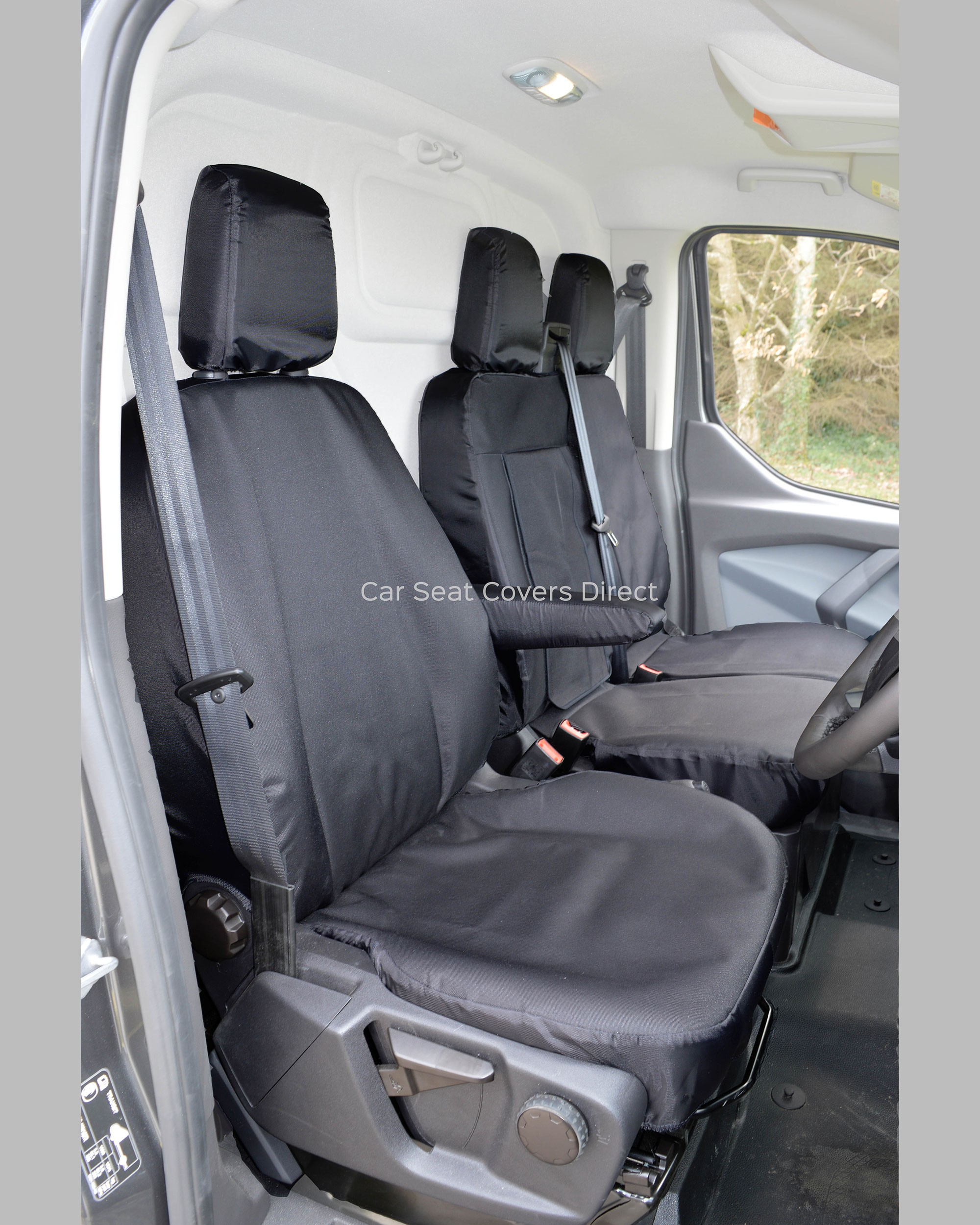 Ford Transit Custom Heavy Duty Seat Covers - Drivers seat