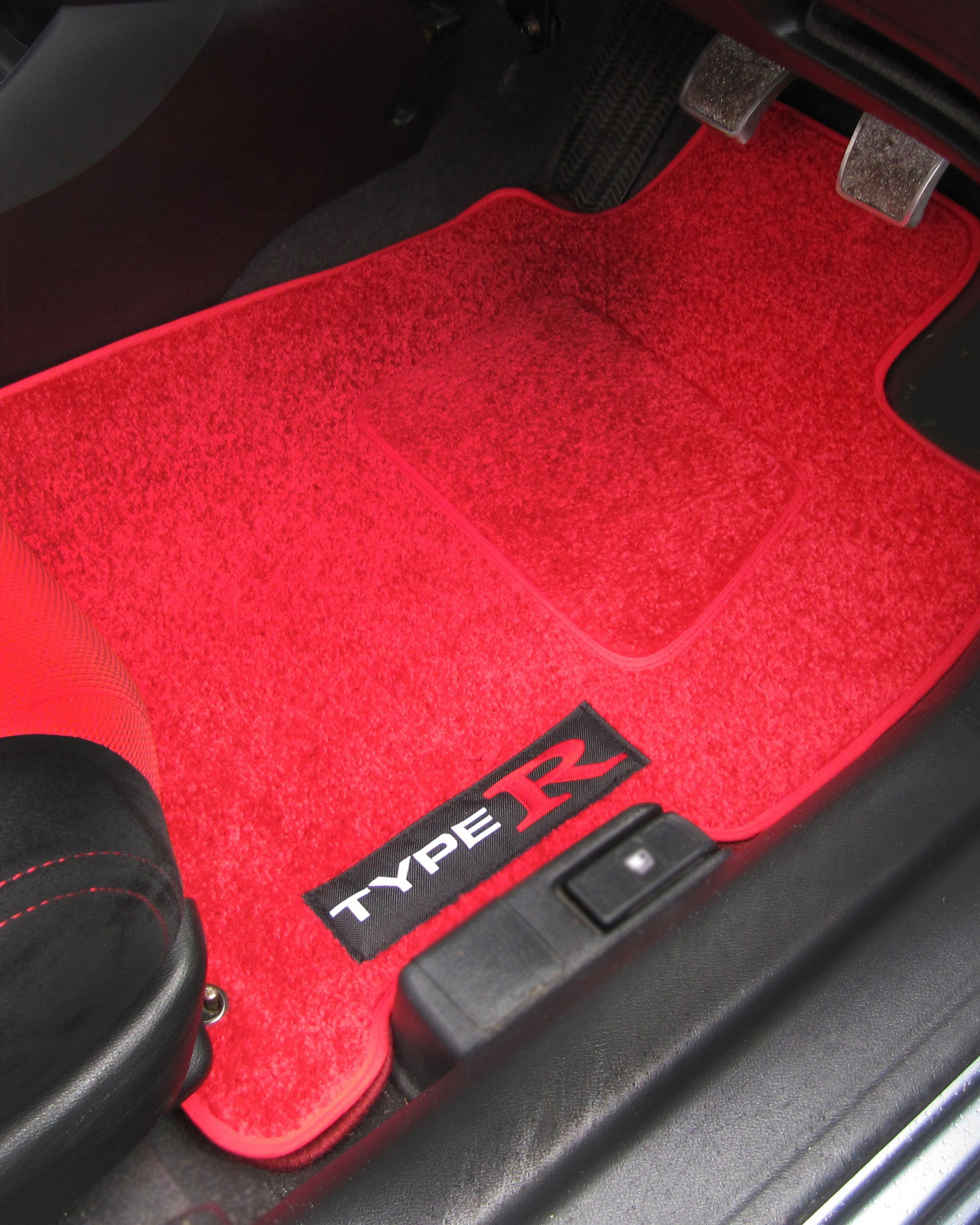 Type R Car Mat Driver Side