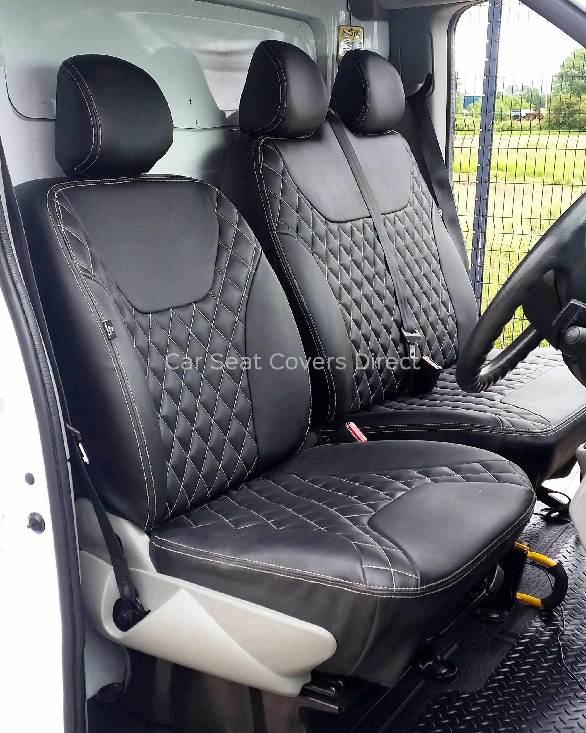 Renault Trafic Tailored seat covers