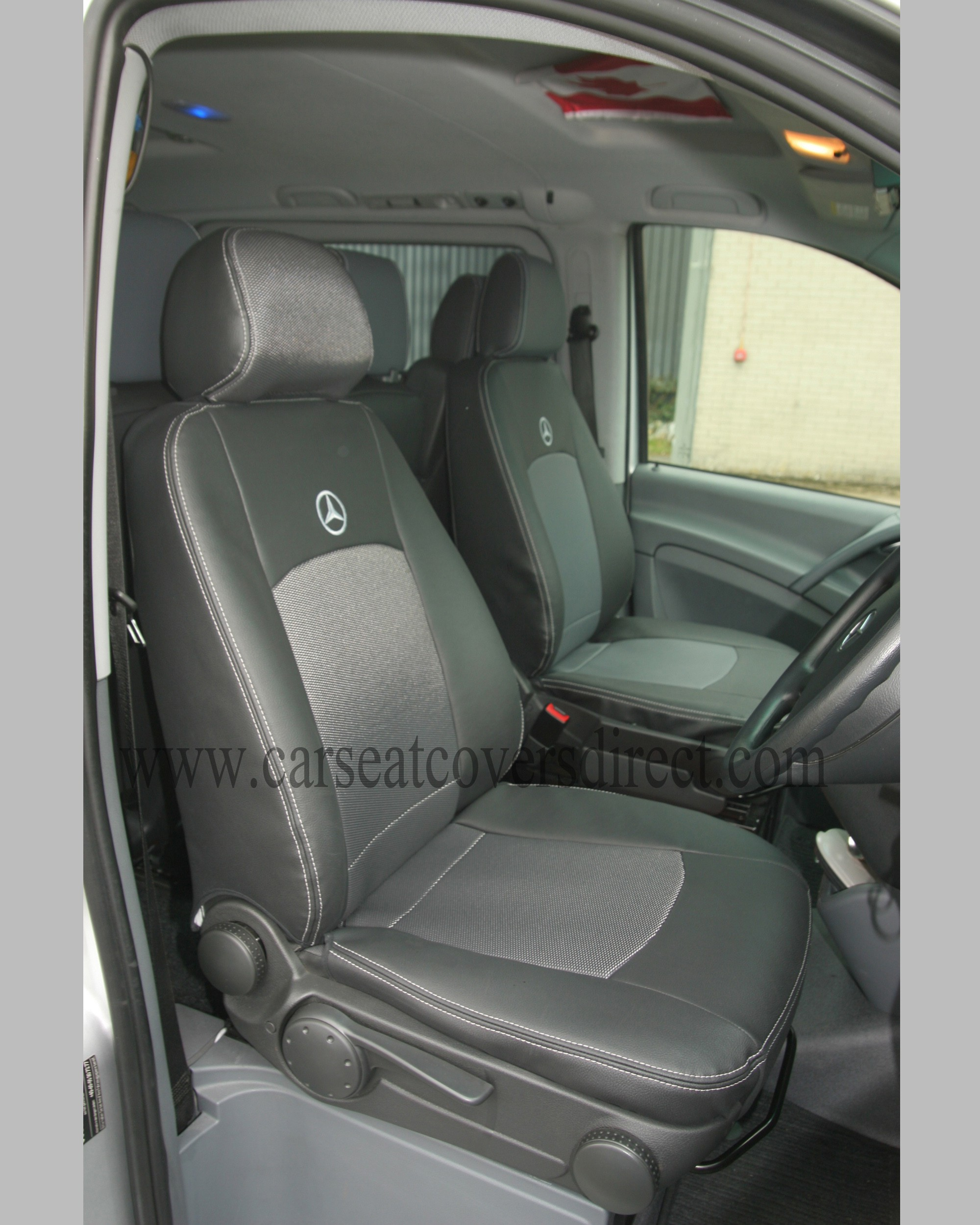 MERCEDES VITO W639 Seat Covers