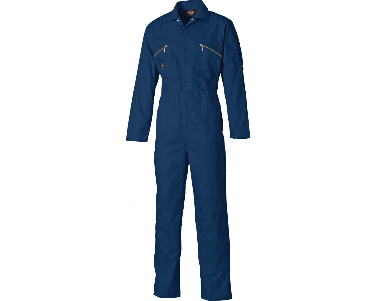 Dickies Redhawk Navy Blue Overall with Zip Front (WD4839)