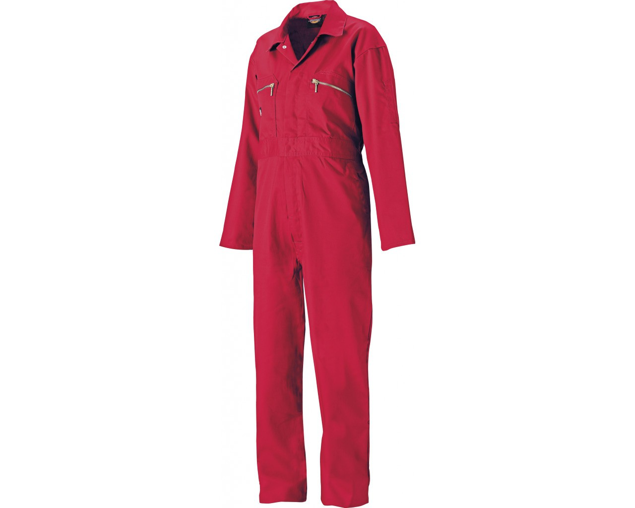 Dickies Redhawk JUNIOR Red Overall with Zip Front (WD4839J)