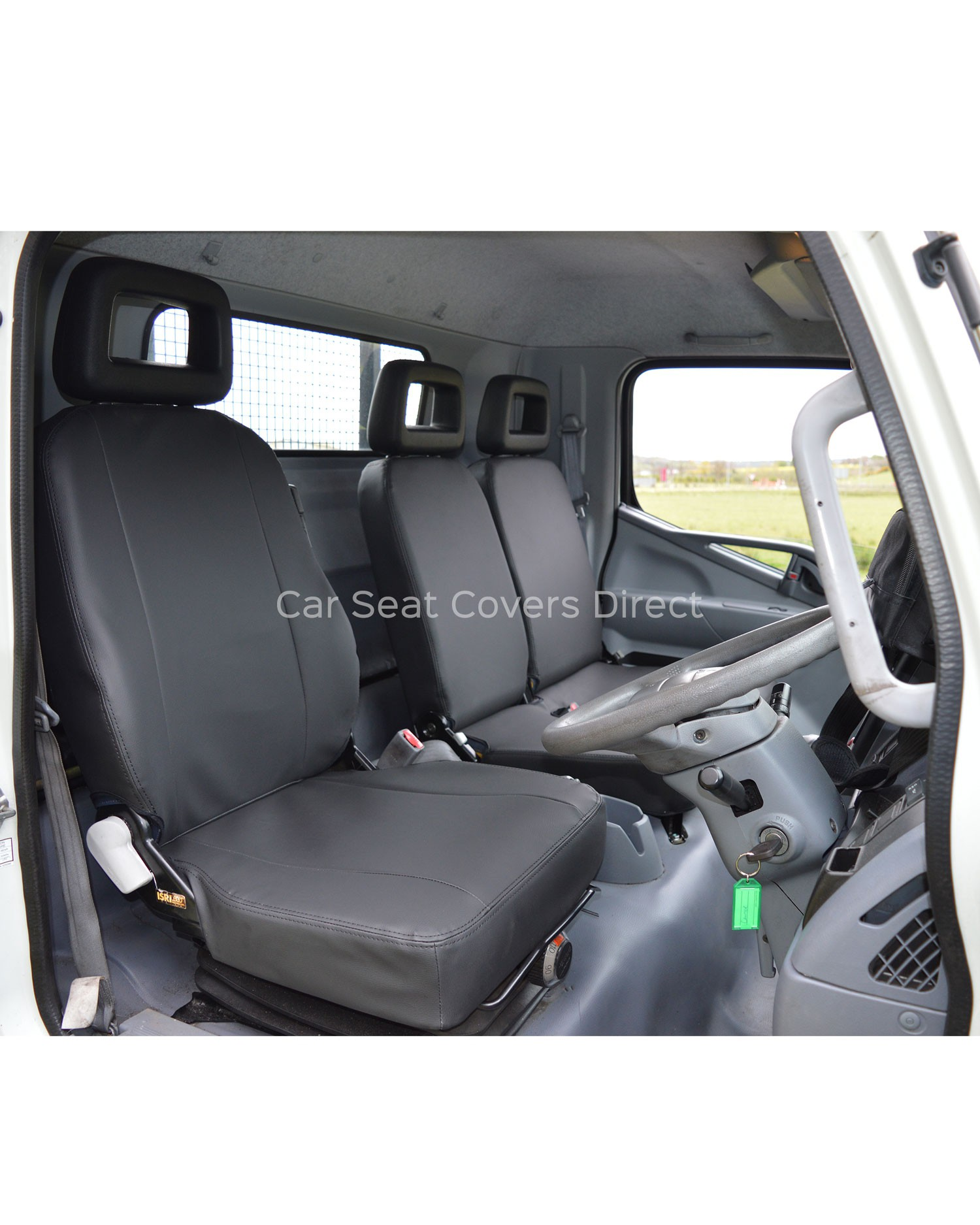 Mitsubishi Canter Tailored Seat Covers for 2010-2016 Model