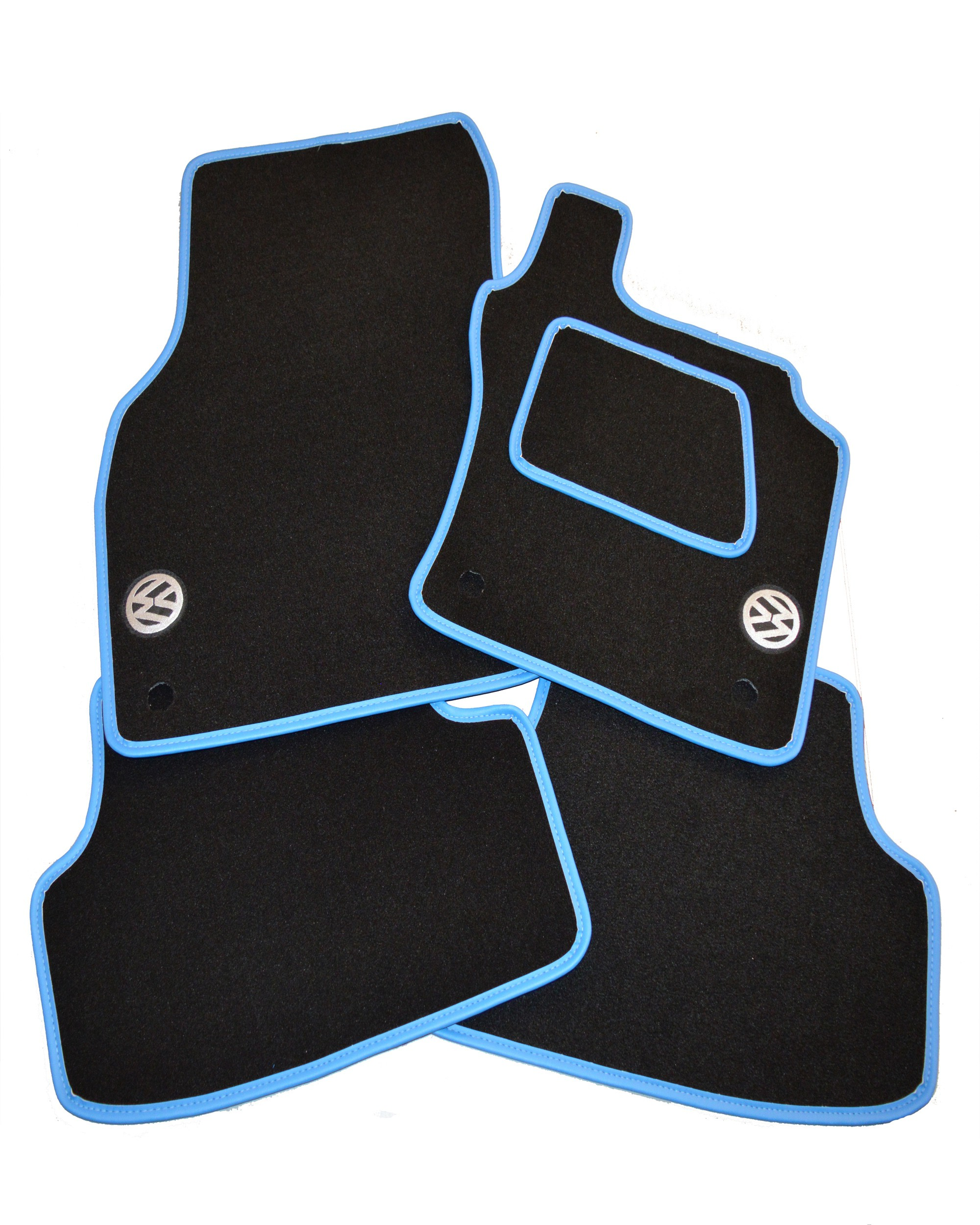 MK7 Golf car mats 1