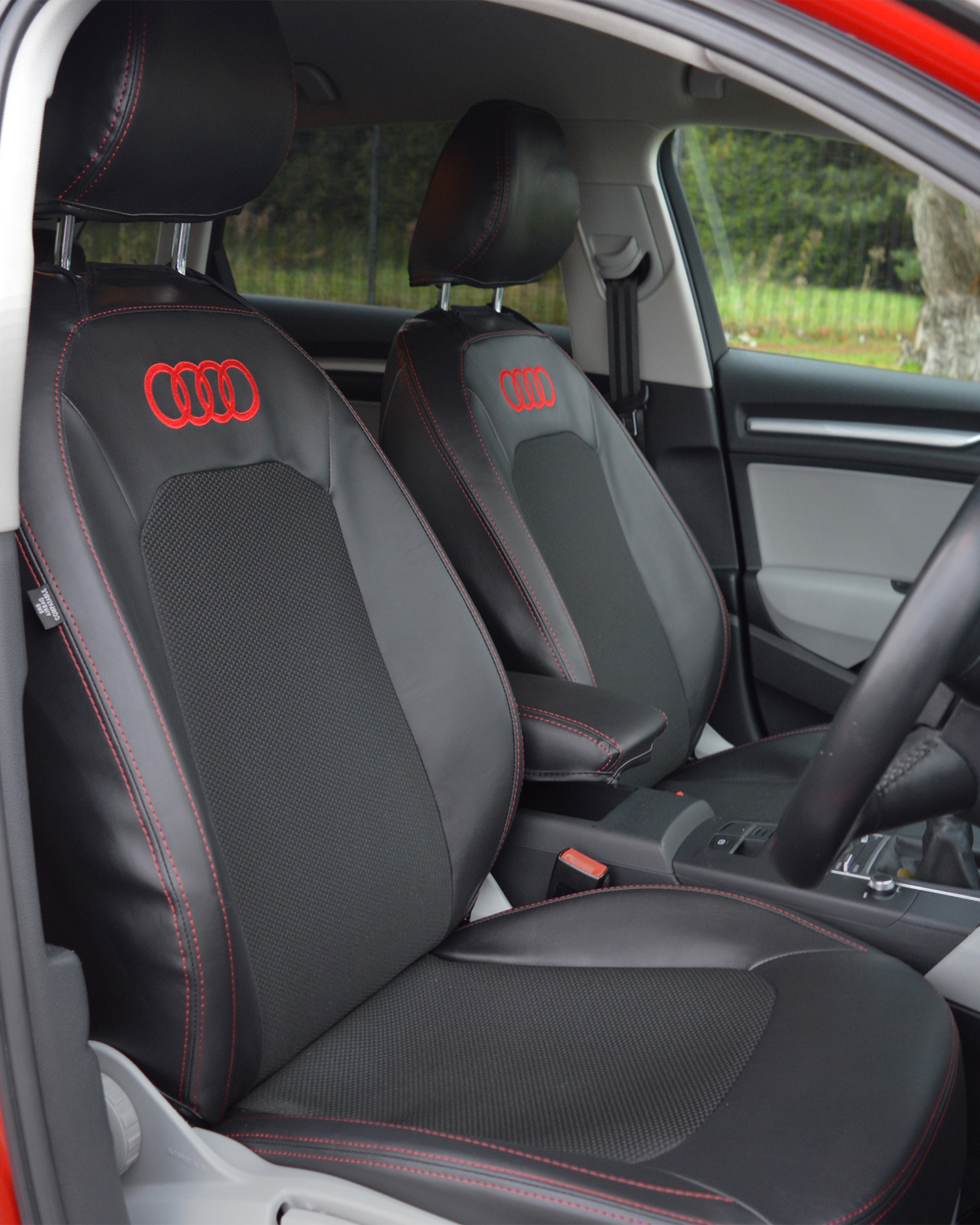 Audi A3 front seat covers