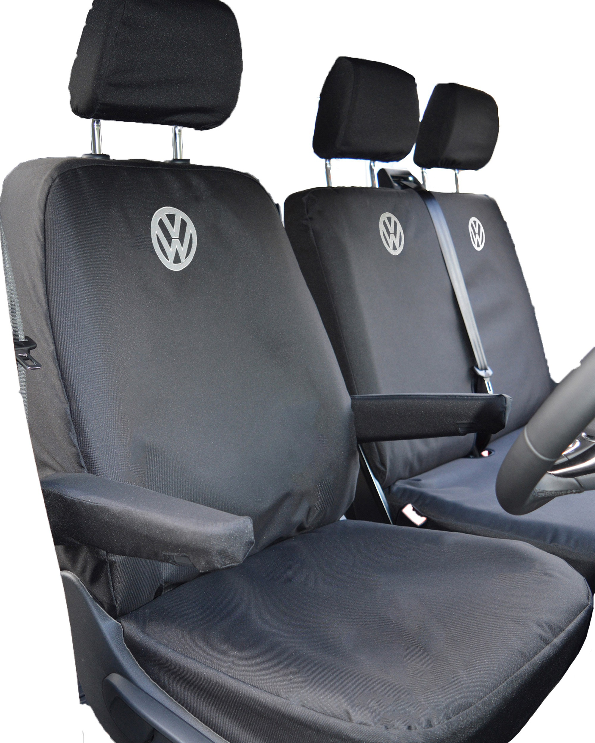 VW Transporter T5  extra heavy duty seat covers
